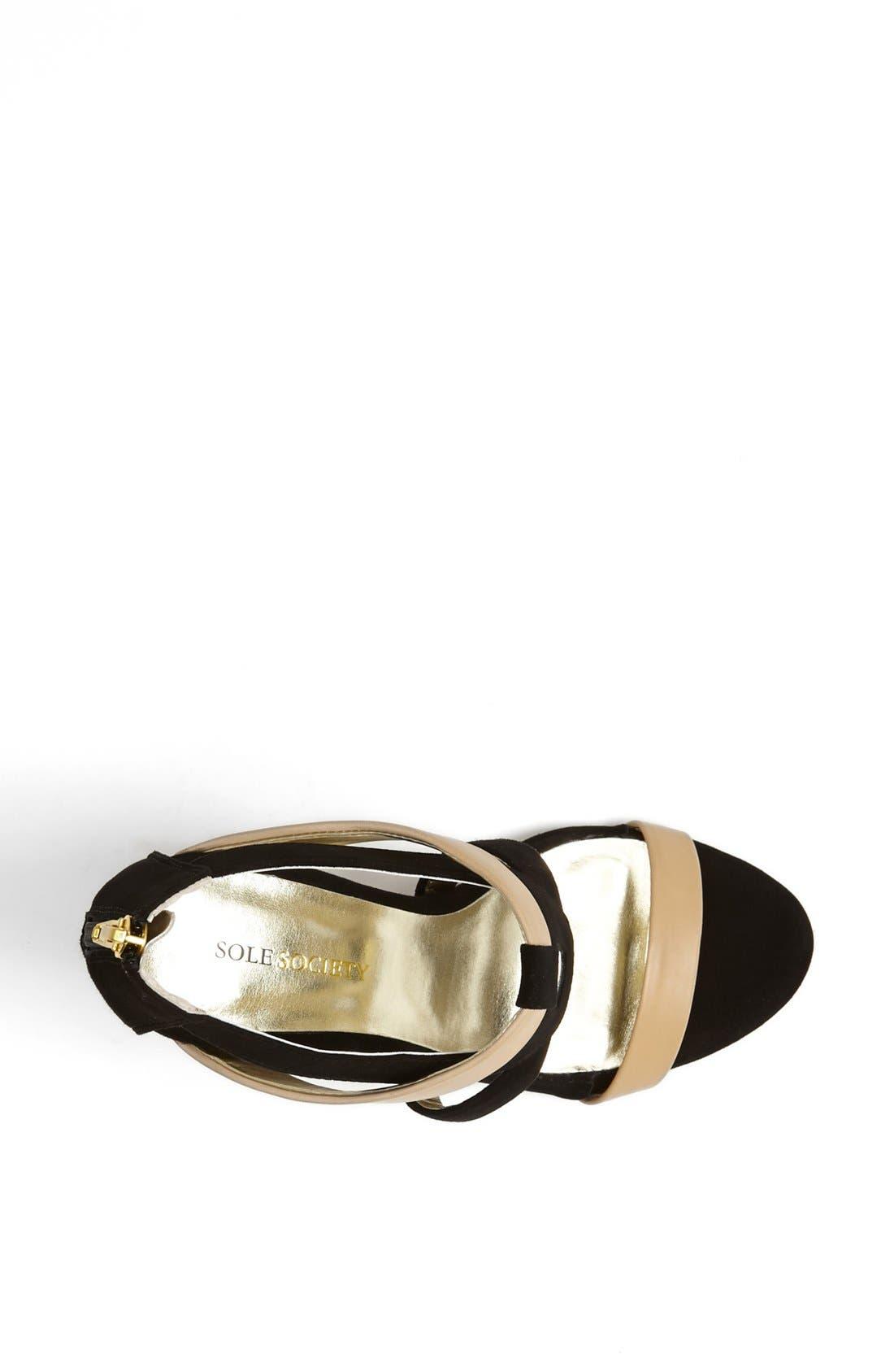 Alternate Image 3  - Sole Society 'Dallas' Sandal