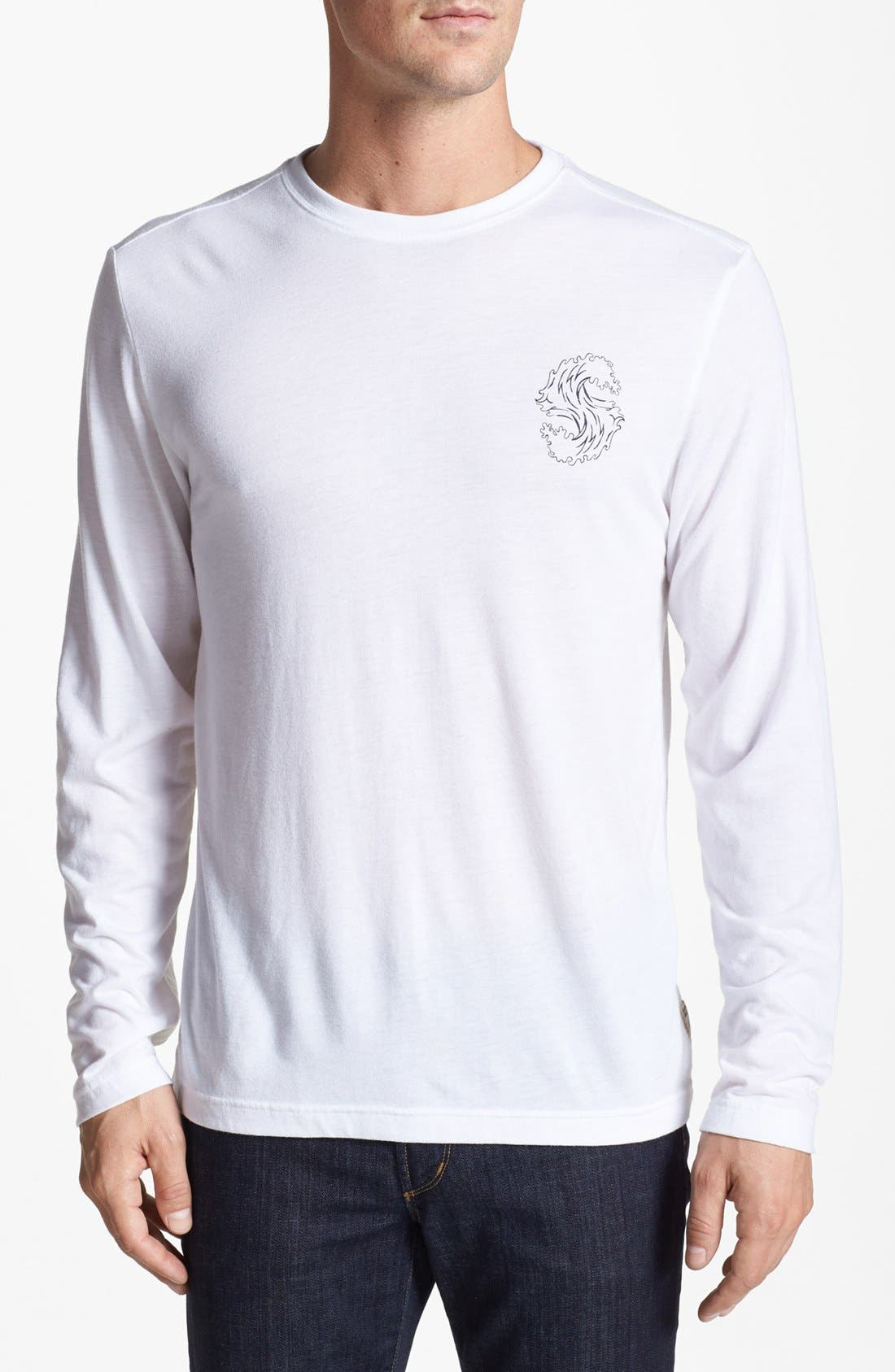 Alternate Image 1 Selected - Surfside Supply 'Tony' Long Sleeve T-Shirt