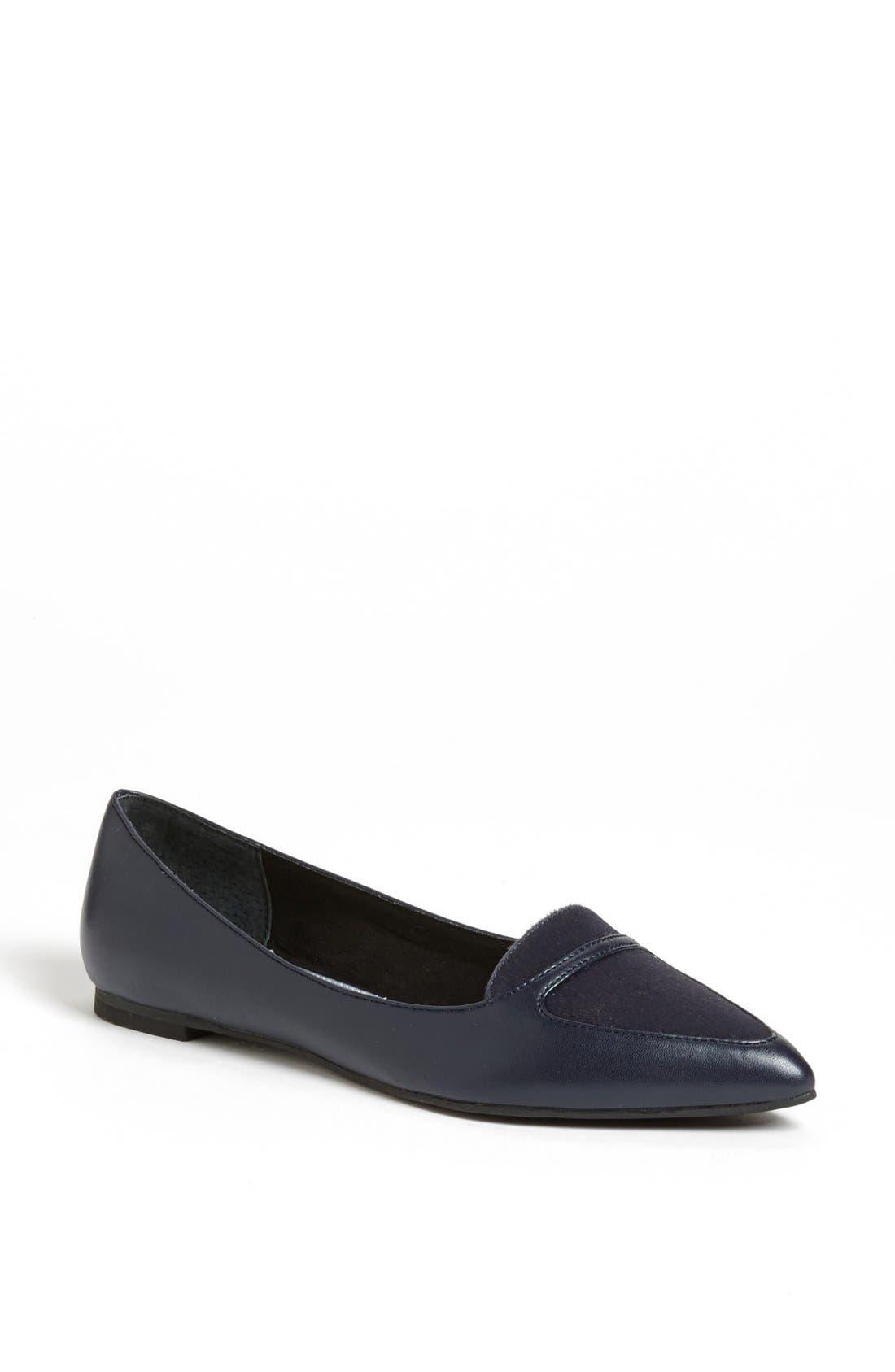 Alternate Image 1 Selected - Tildon 'Naples' Pointy Toe Flat