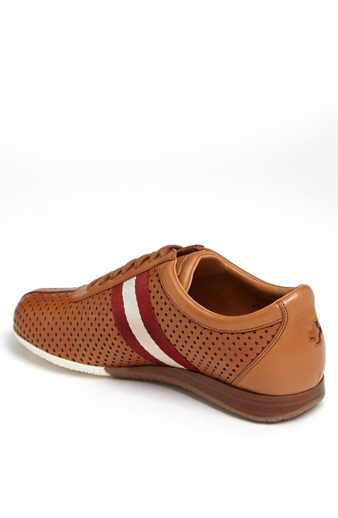 Alternate Image 2  - Bally 'Freenew' Perforated Leather Sneaker
