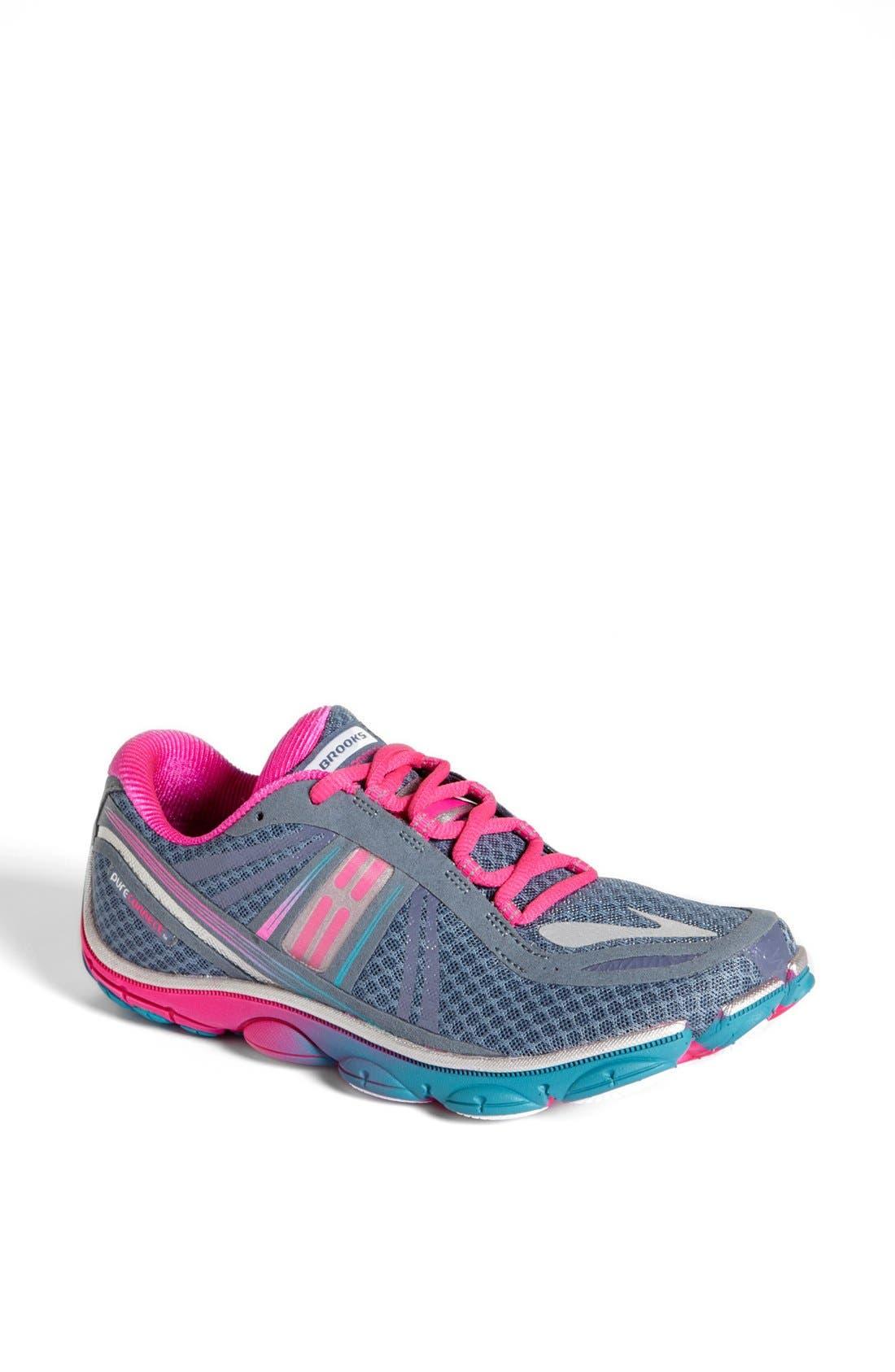 Main Image - Brooks 'PureConnect 3' Running Shoe (Women)