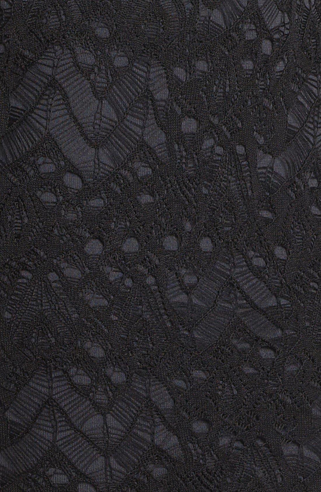 Alternate Image 3  - Eileen Fisher Lace Skirt (Petite)