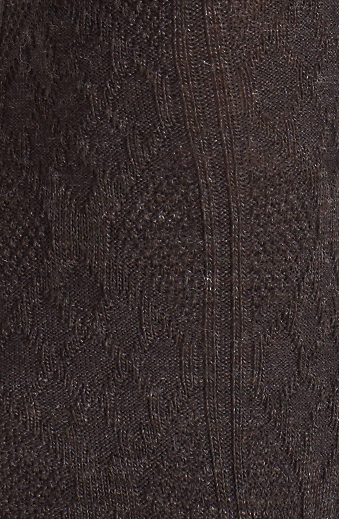 Alternate Image 2  - Smartwool 'Trellis' Wool Blend Knee Highs