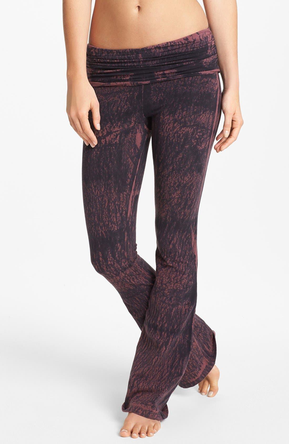 Main Image - Omgirl 'Printmakers Wash' Organic Cotton Pants