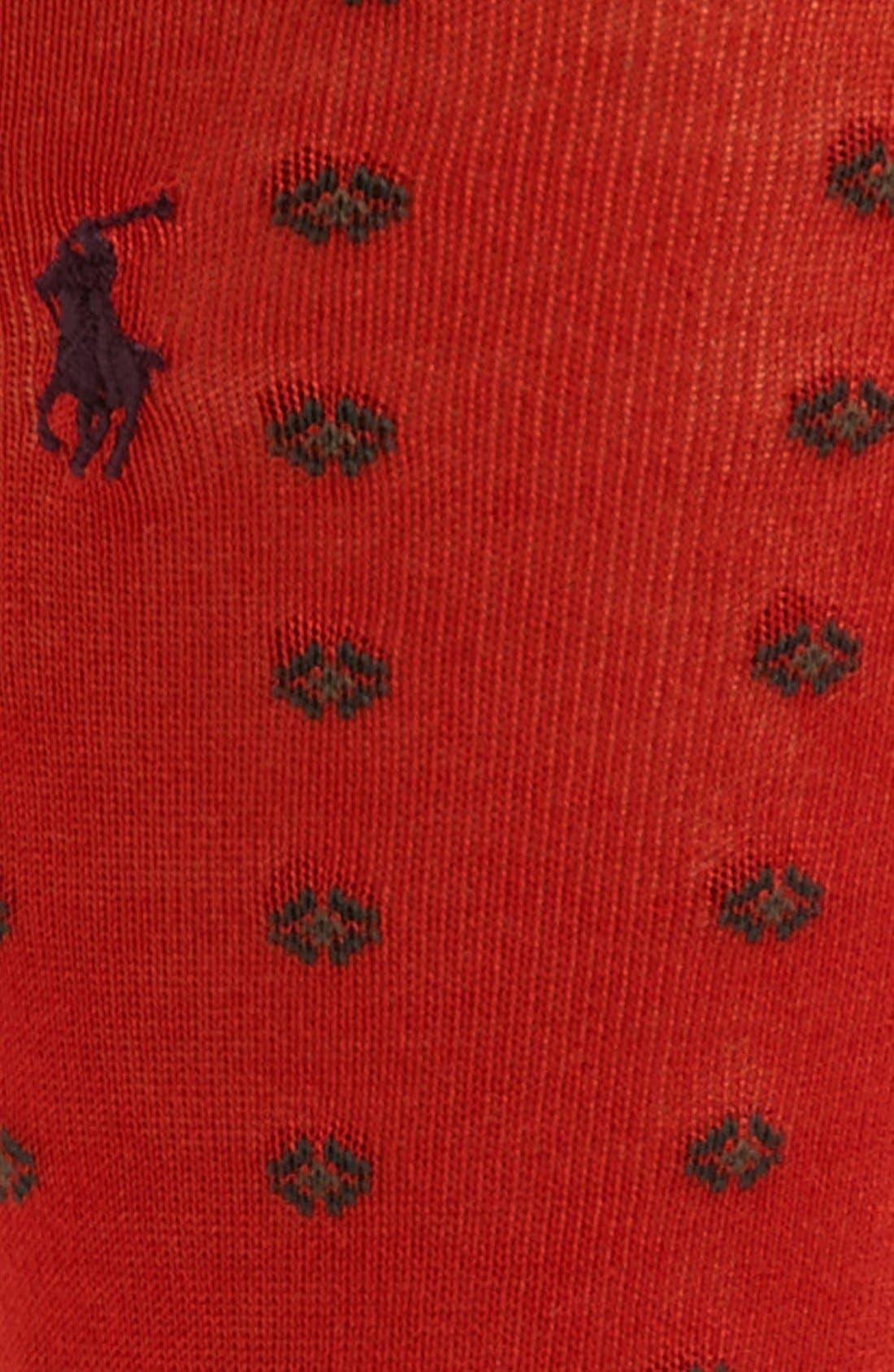 Alternate Image 2  - Polo Ralph Lauren Socks
