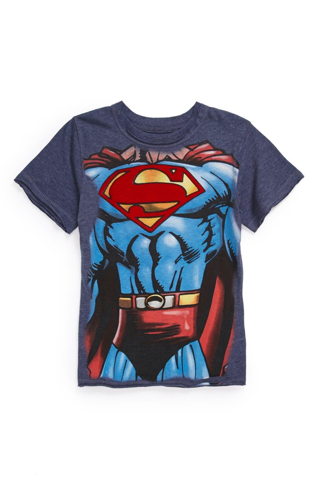 Alternate Image 1 Selected - DX-Xtreme 'I Am Hero' T-Shirt (Little Boys)