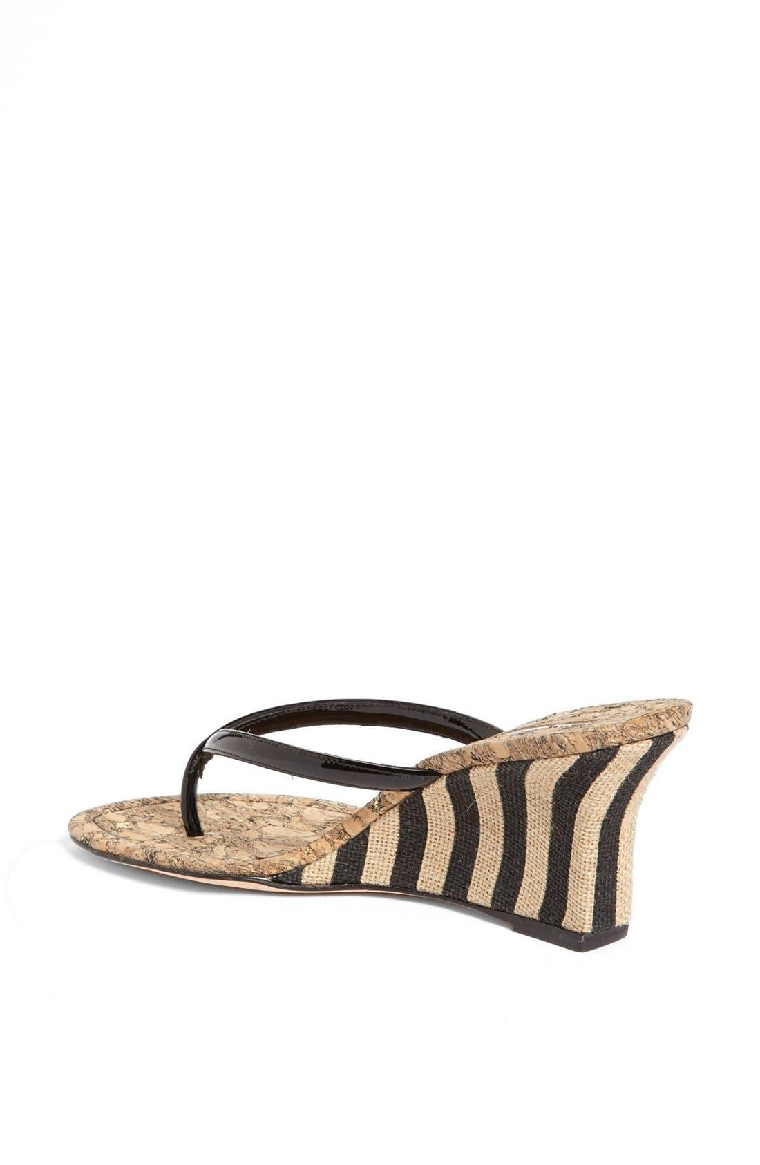 Alternate Image 2  - Manolo Blahnik 'Pat' Wedge Sandal