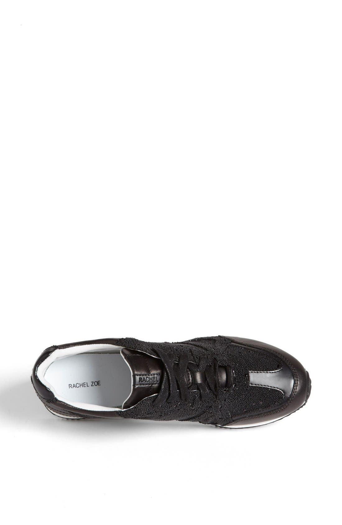 Alternate Image 3  - Rachel Zoe 'Jeni' Lace-Up Sneaker