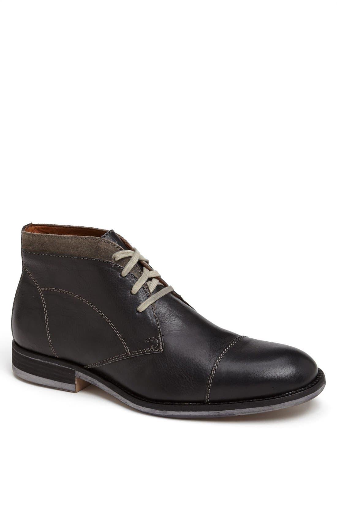 Alternate Image 1 Selected - J&M 1850 'Decatur' Chukka Boot (Men)