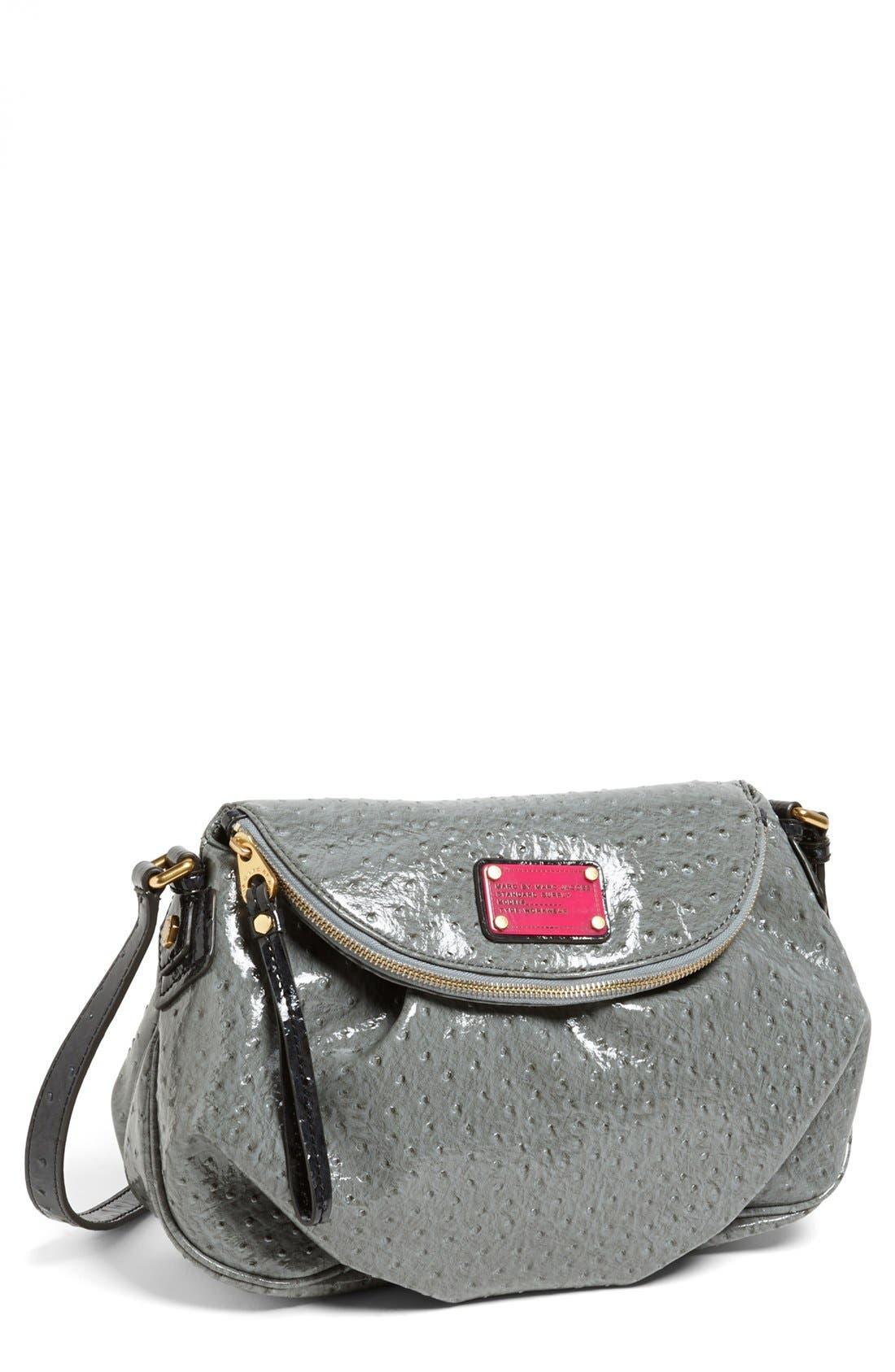Alternate Image 1 Selected - MARC BY MARC JACOBS 'Classic Q - Jellybird Natasha' Crossbody Bag, Medium
