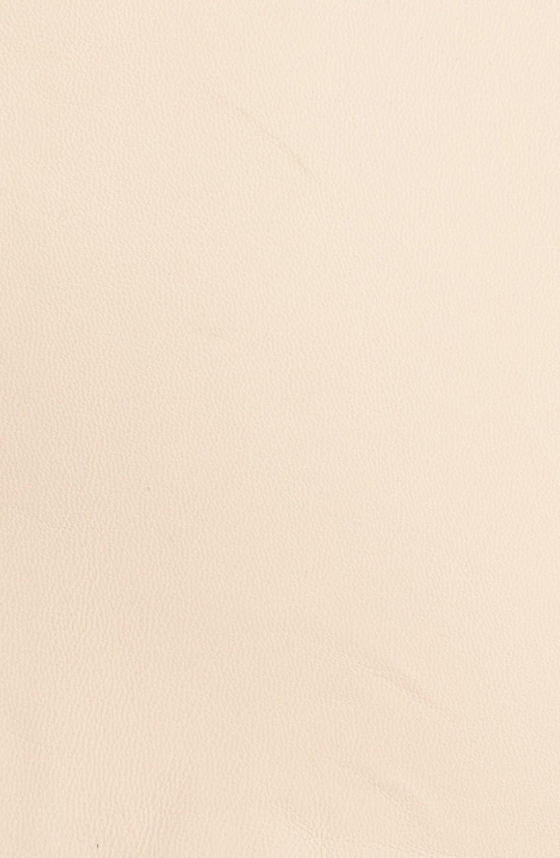 Alternate Image 3  - DL1961 'Addison' Leather Shell