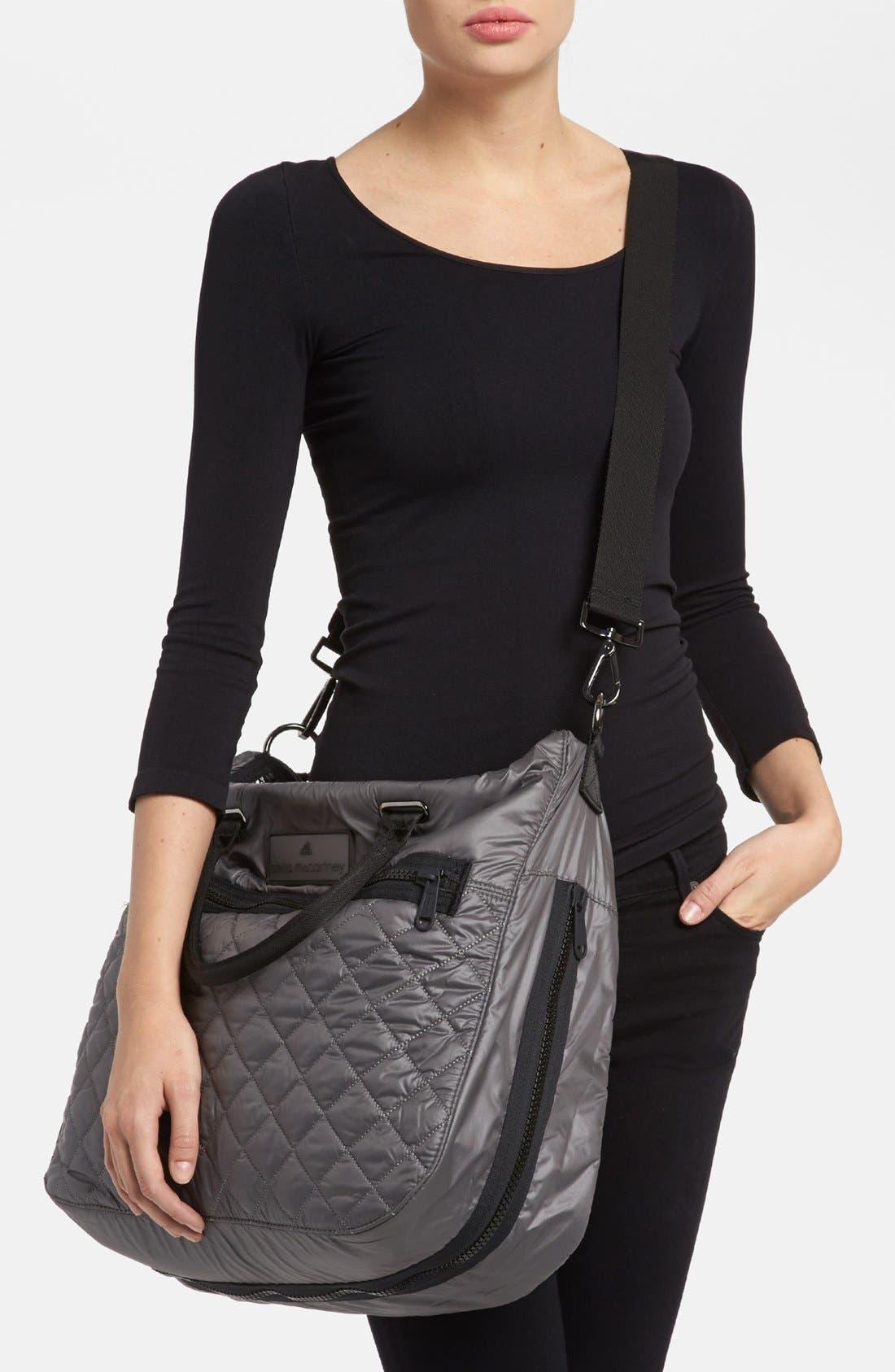 Alternate Image 5  - adidas by Stella McCartney 'Fashion' Bag