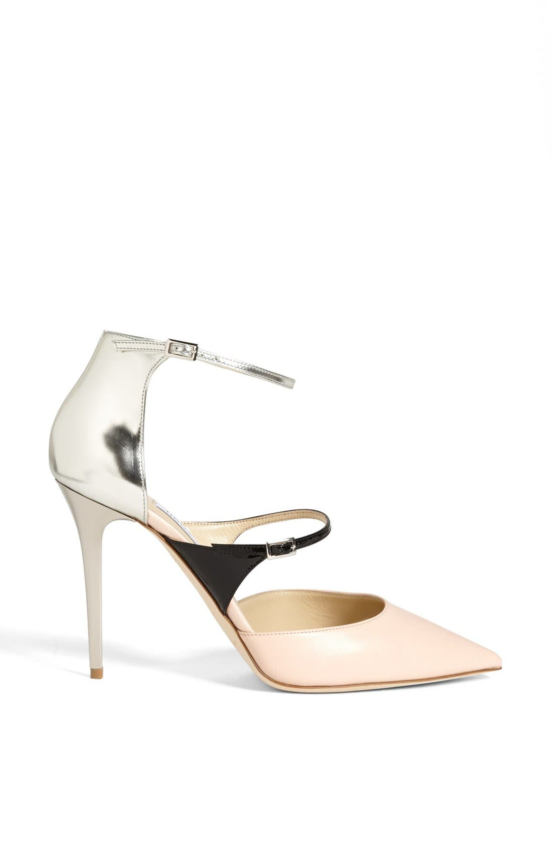 Alternate Image 4  - Jimmy Choo 'Typhoon' Ankle Strap Pump