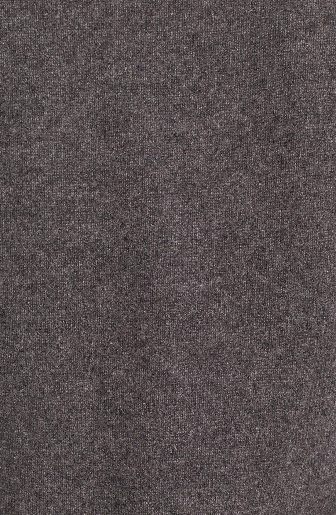 Alternate Image 3  - Halogen® V-Neck Cashmere Sweater