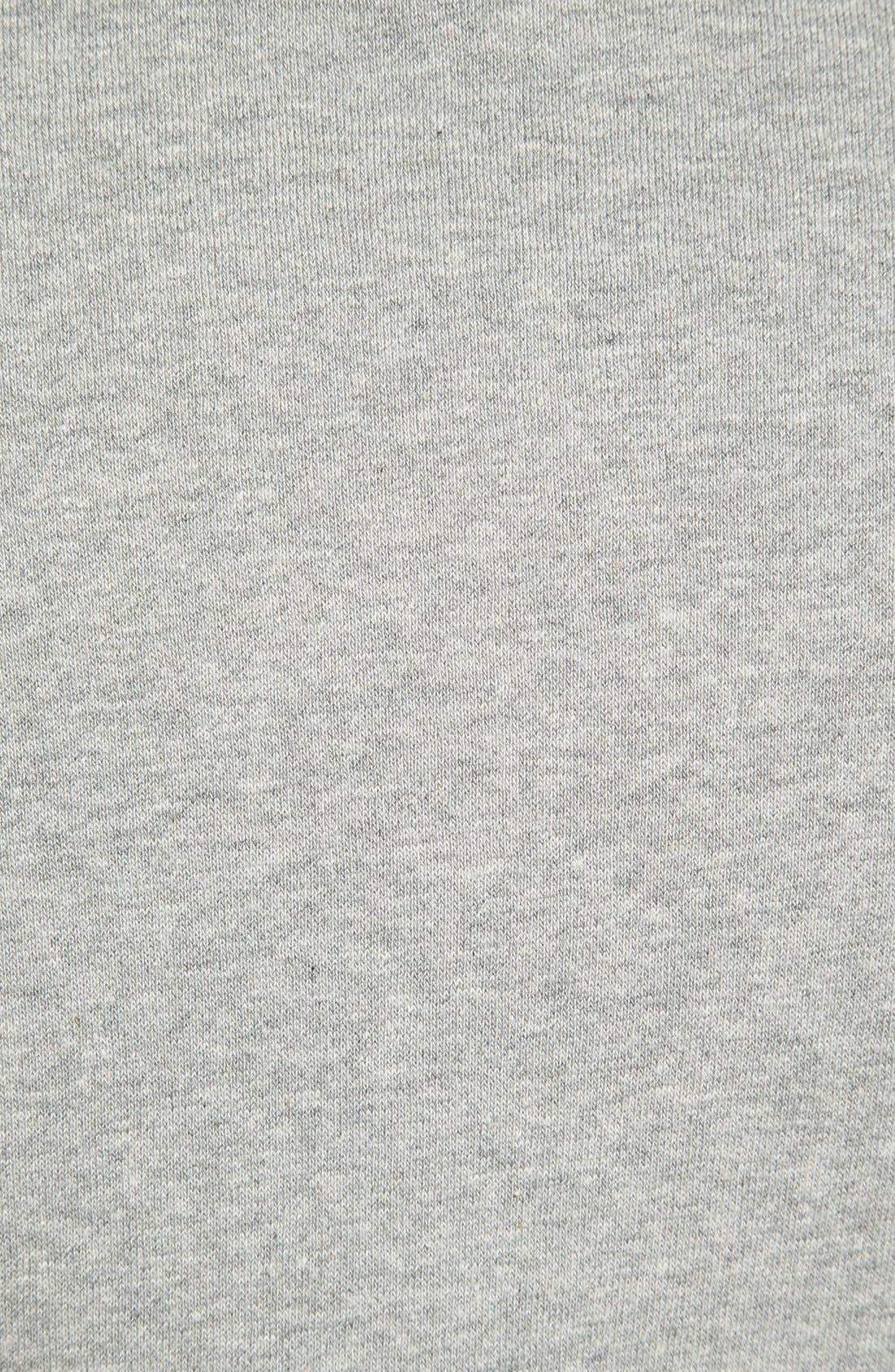 Alternate Image 3  - Nike 'Ace' Fleece Crewneck Sweatshirt