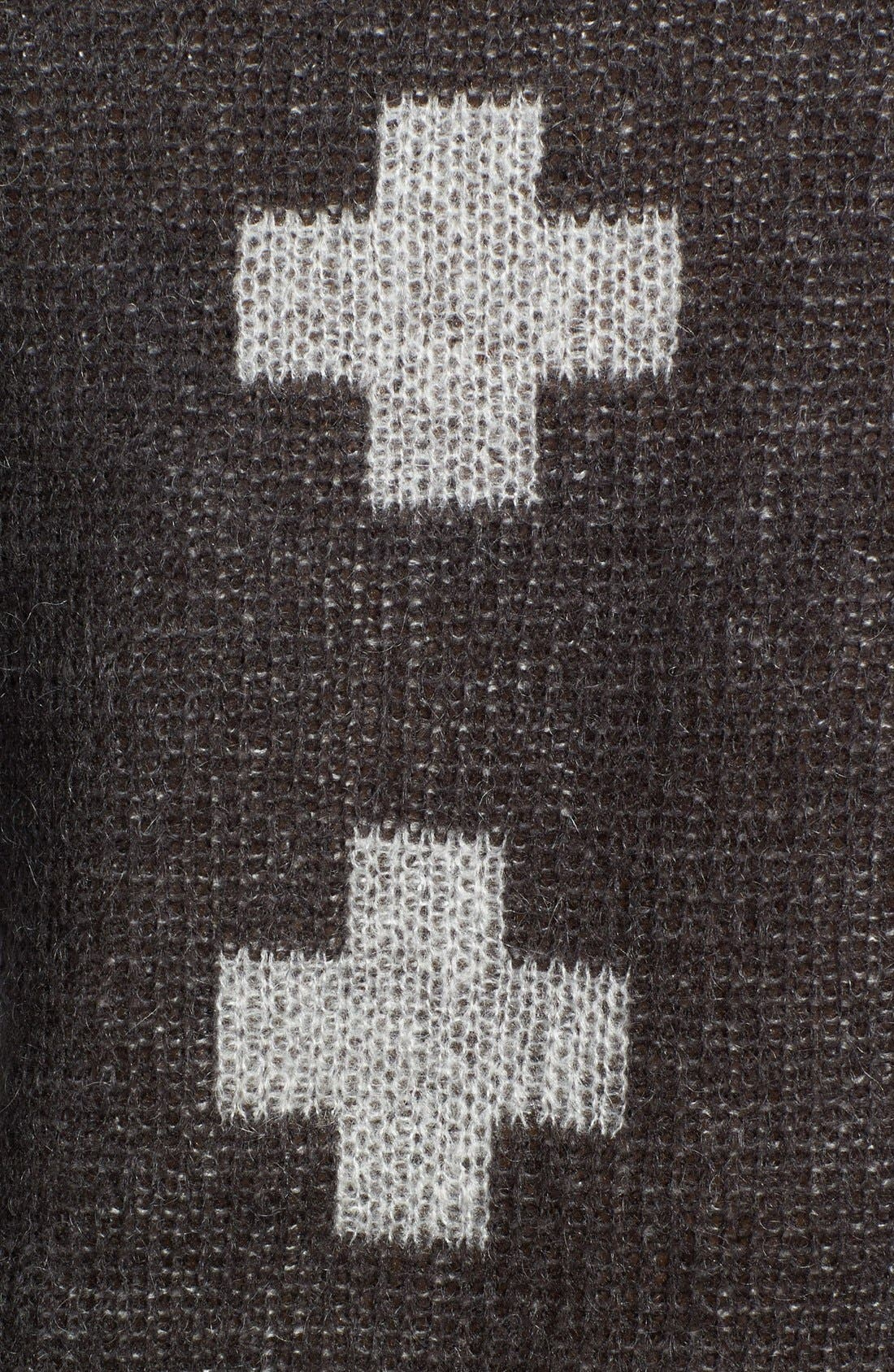 Alternate Image 3  - Press Intarsia Tunic Sweater