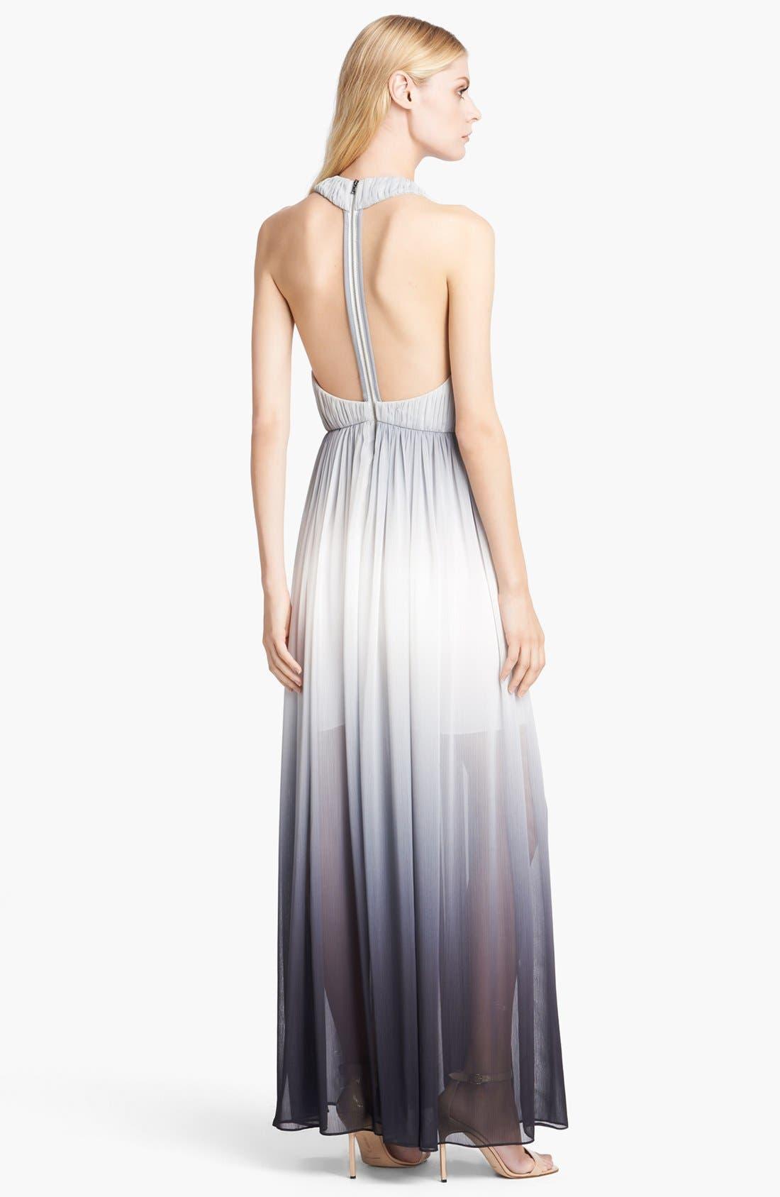 Alternate Image 2  - Alice + Olivia 'Jinny' Gathered Dress