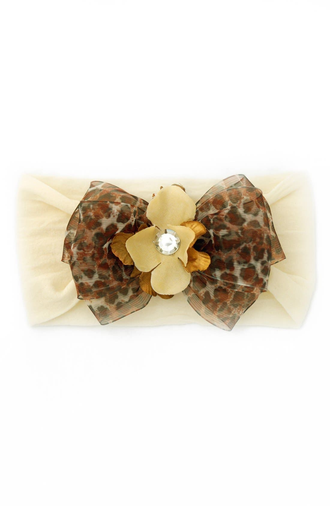 Alternate Image 1 Selected - Baby Bling Classic Headband (Baby Girls)