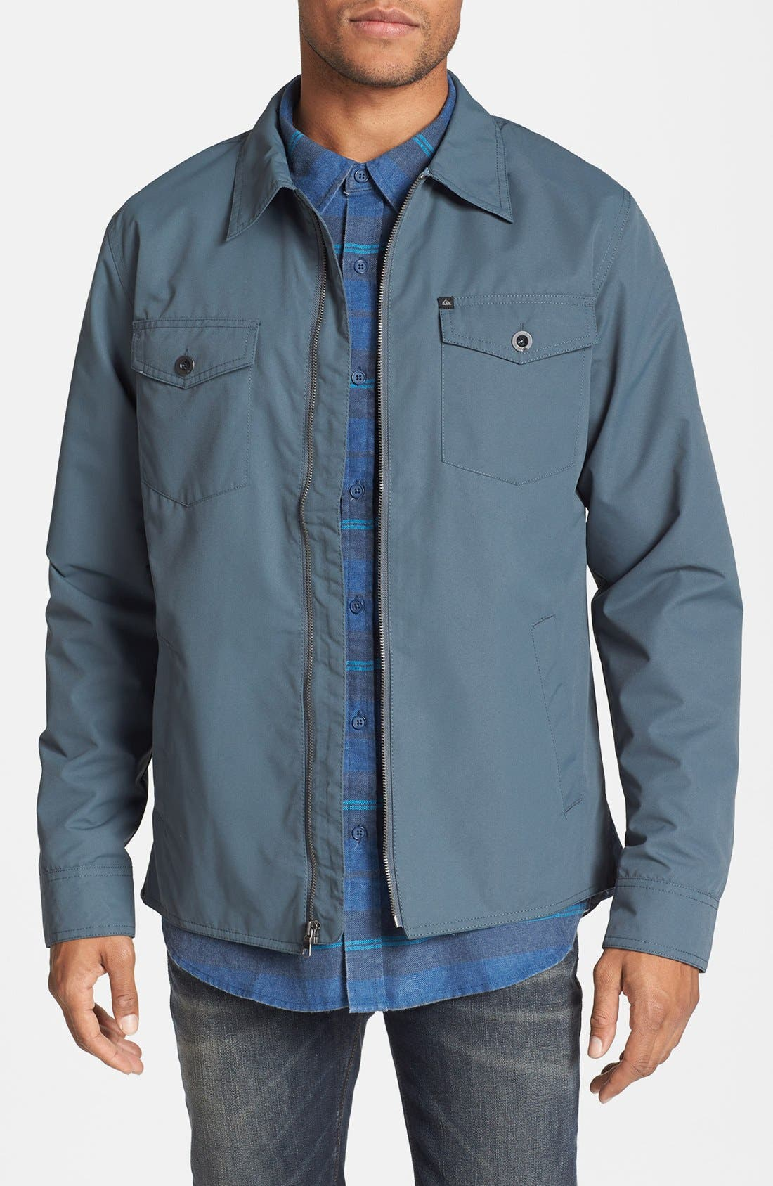 Alternate Image 1 Selected - Quiksilver 'Pit Stop' Jacket