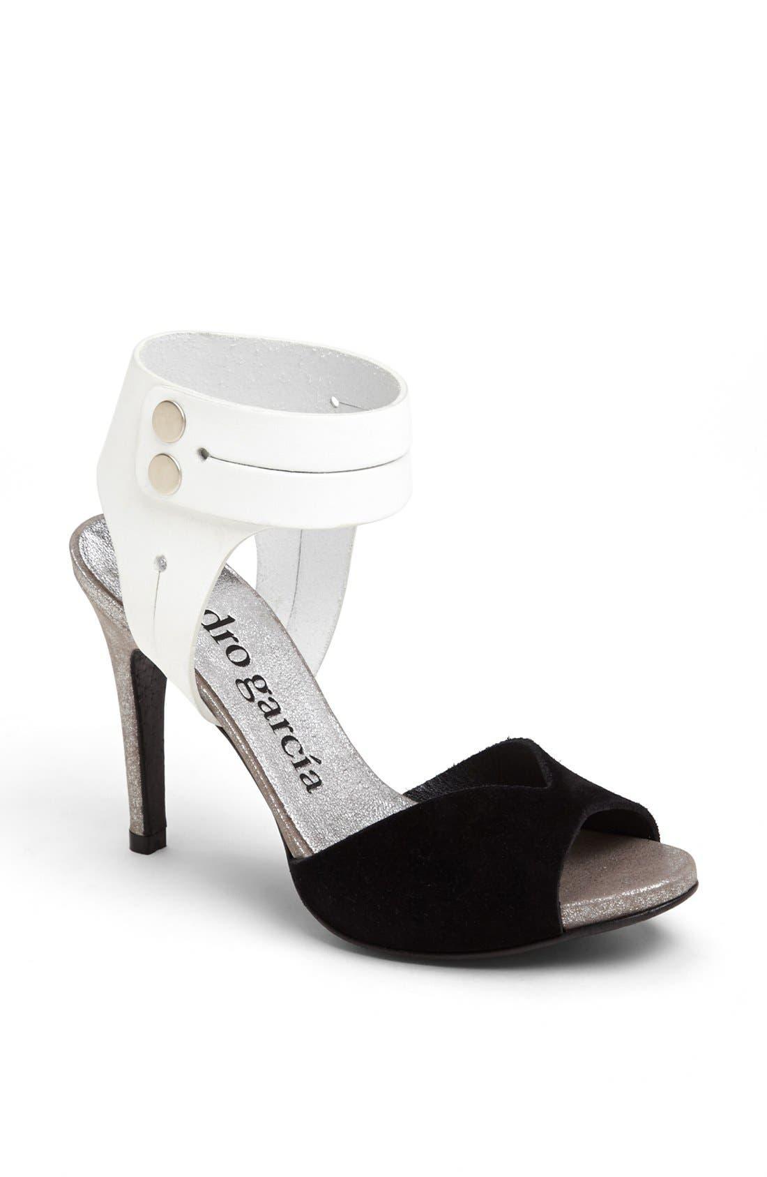 Alternate Image 1 Selected - Pedro Garcia 'Sheryl' Ankle Strap Sandal