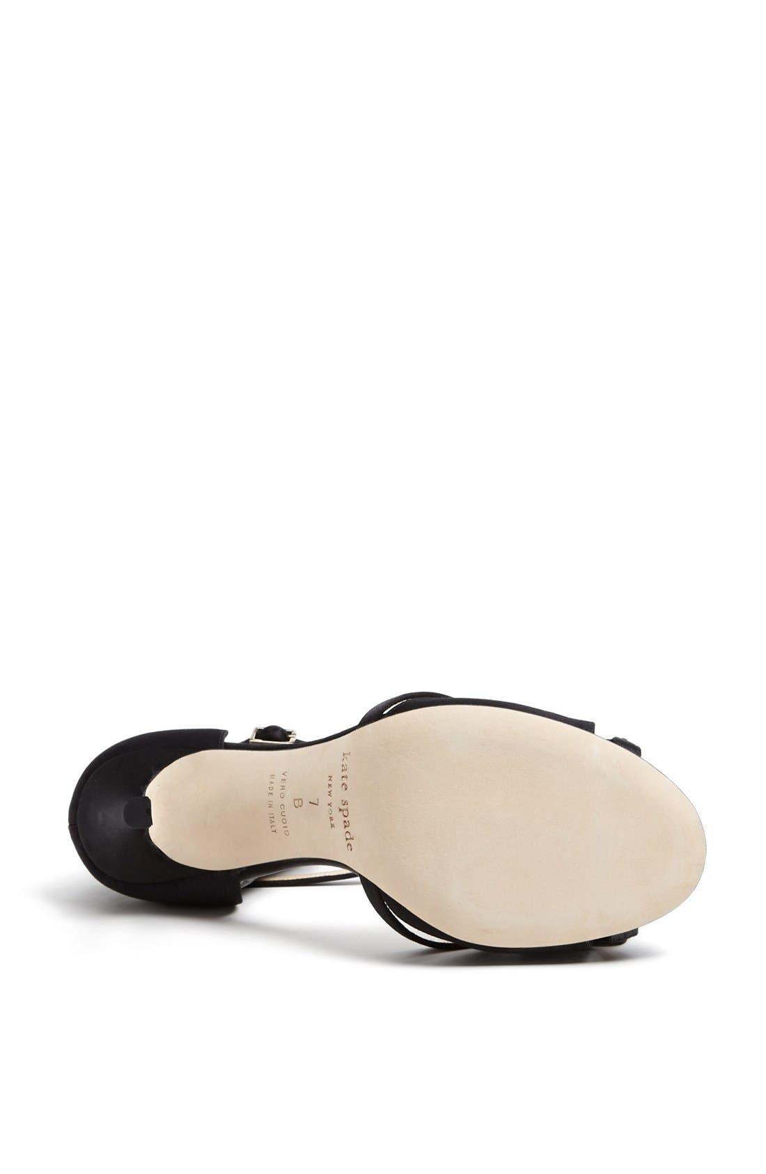 Alternate Image 4  - kate spade new york 'ivela' ankle strap sandal