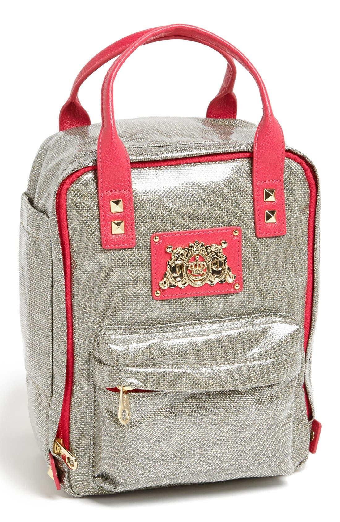Alternate Image 1 Selected - Juicy Couture 'Bright Diamond' Backpack (Girls)