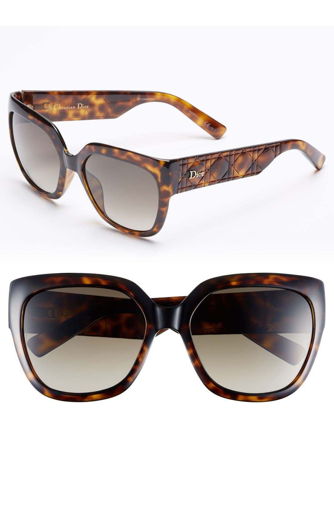 Alternate Image 1 Selected - Dior 'My Dior 3' 57mm Sunglasses