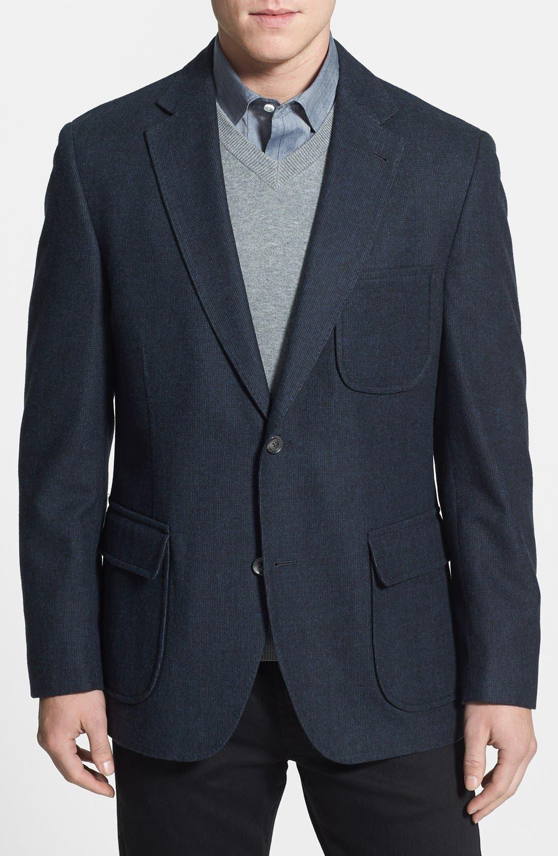 Alternate Image 1 Selected - Kroon Wool Blend Sportcoat