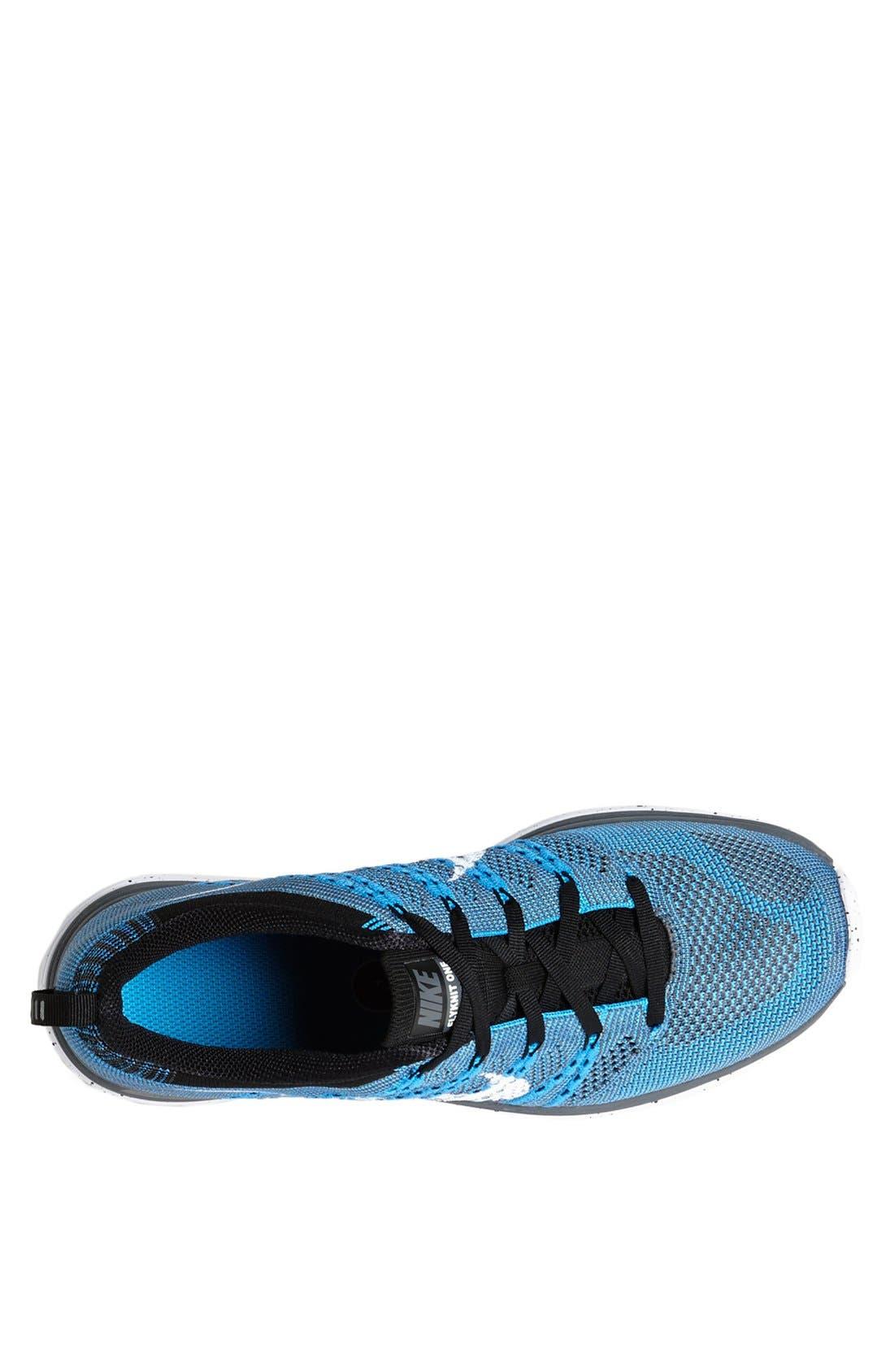 Alternate Image 3  - Nike 'Flyknit Lunar1+' Running Shoe (Men)