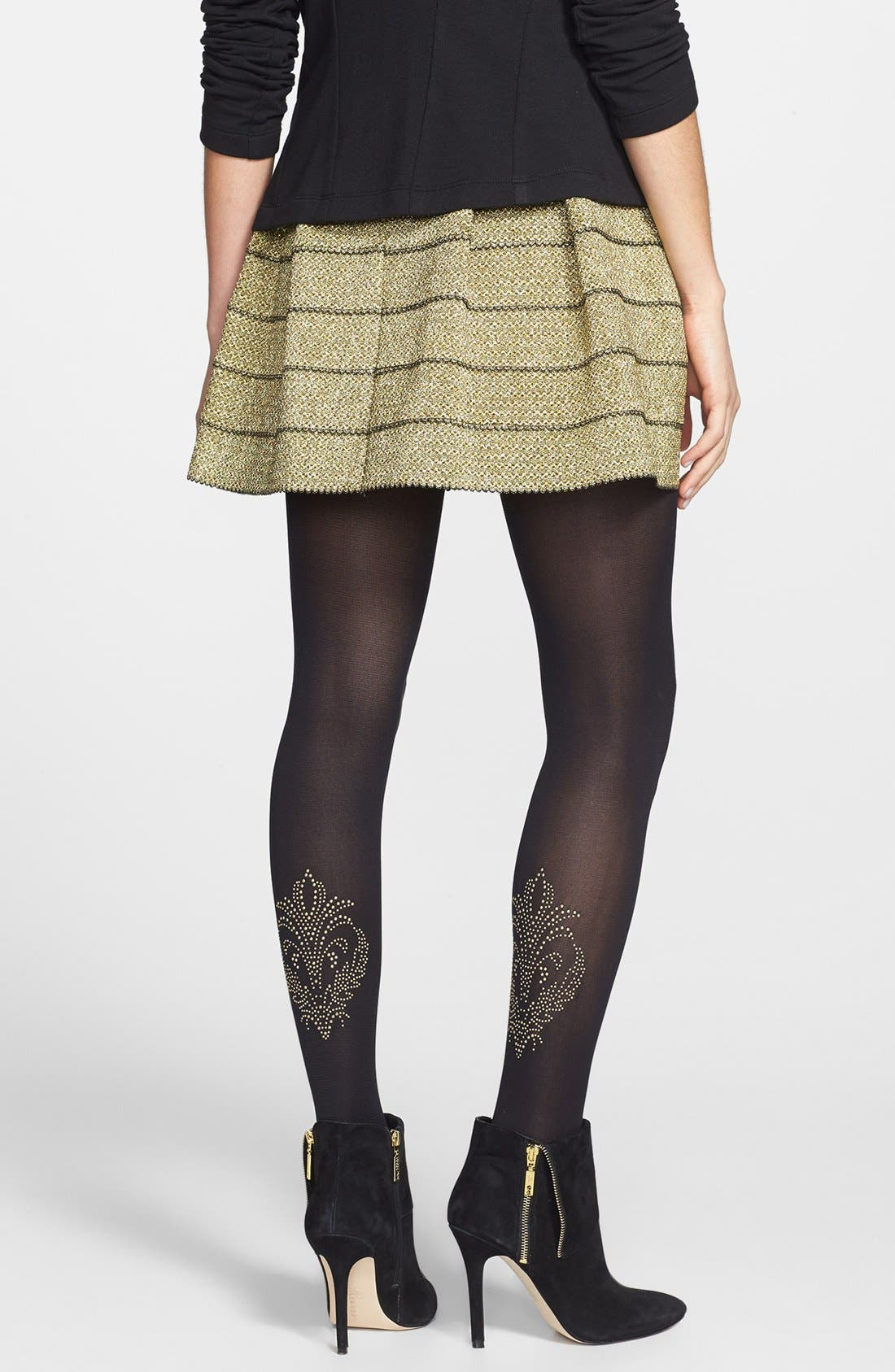 Alternate Image 1 Selected - Pretty Polly 'Ornate' Tights
