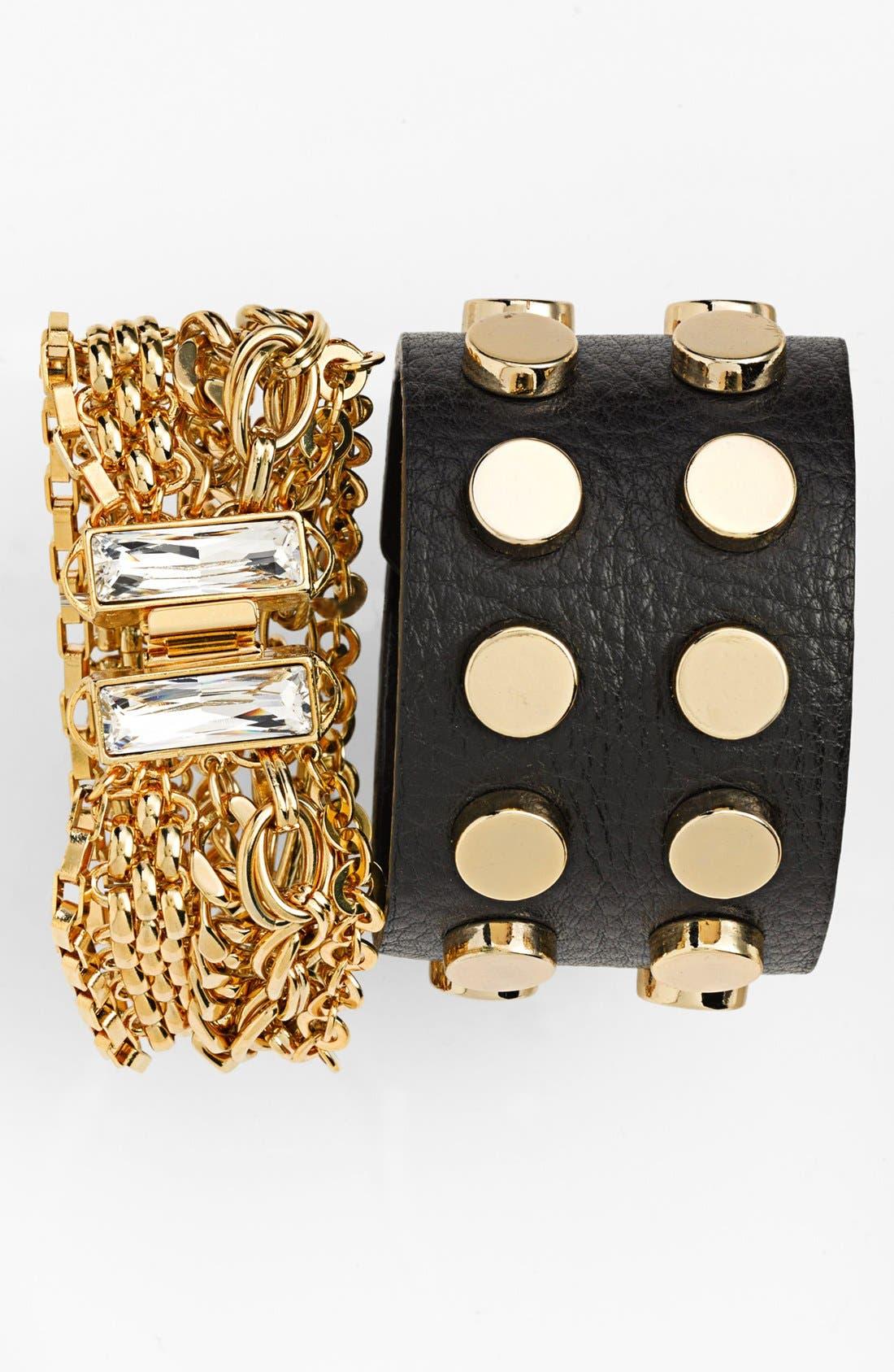 Main Image - Cara & Nordstrom Bracelets