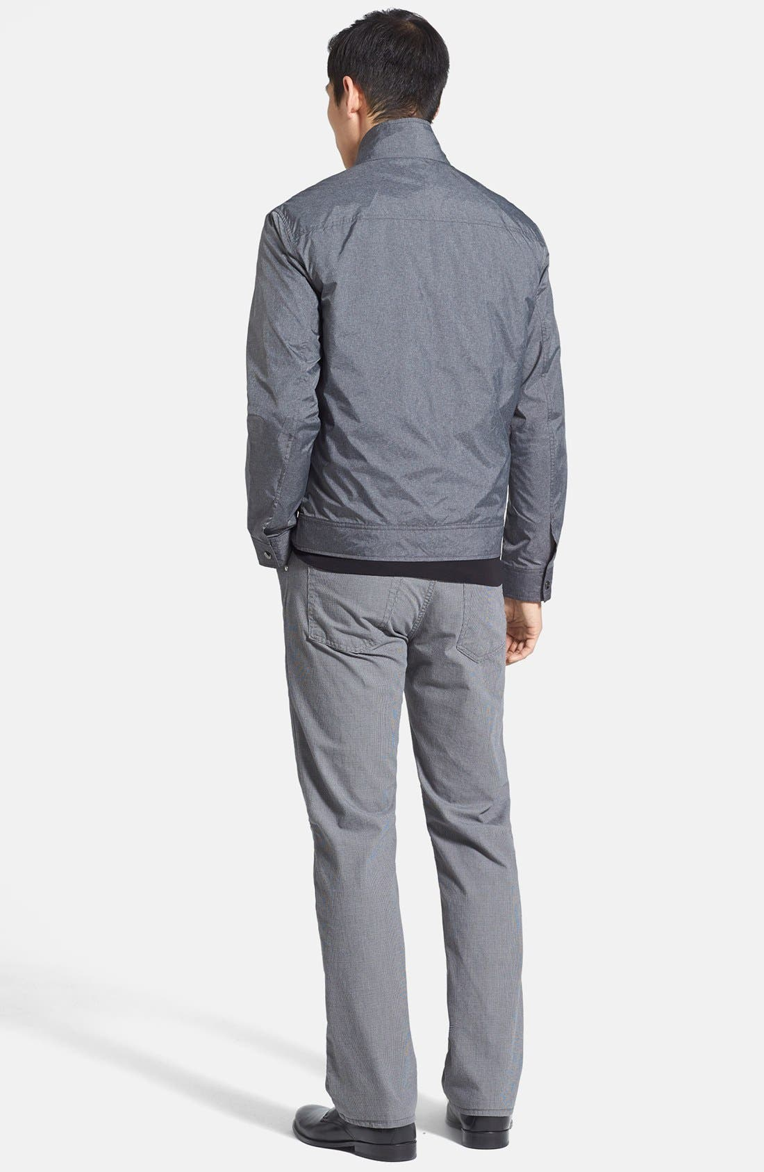 Alternate Image 5  - HUGO 'Kansas Peptia' Five Pocket Pants