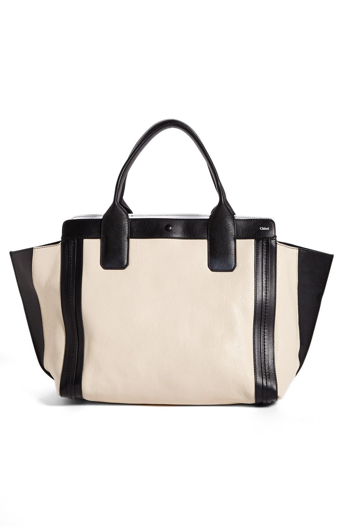 Alternate Image 3  - Chloé 'Alison - Small' Leather Tote
