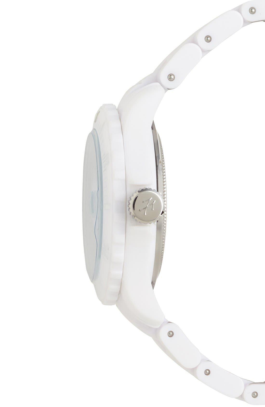Alternate Image 3  - TOYWATCH 'Monochrome' Bracelet Watch, 39mm