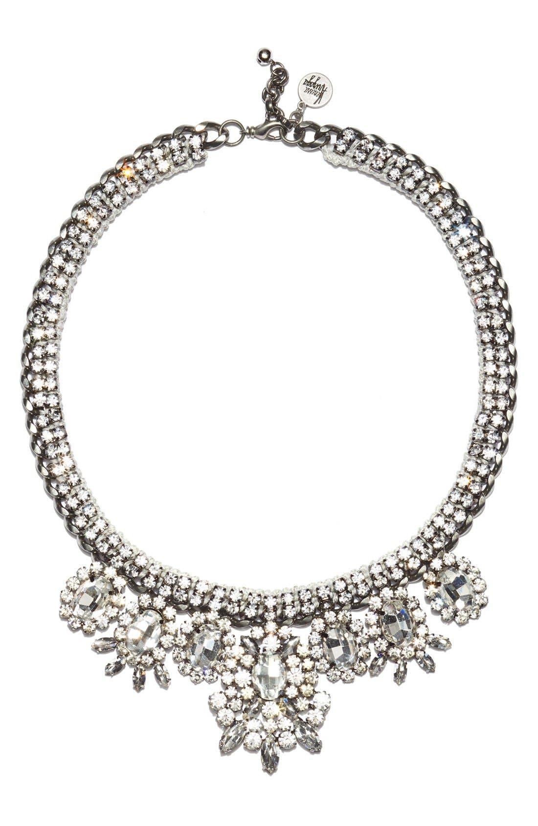 Alternate Image 1  - Venessa Arizaga 'My Fair Lady' Statement Necklace