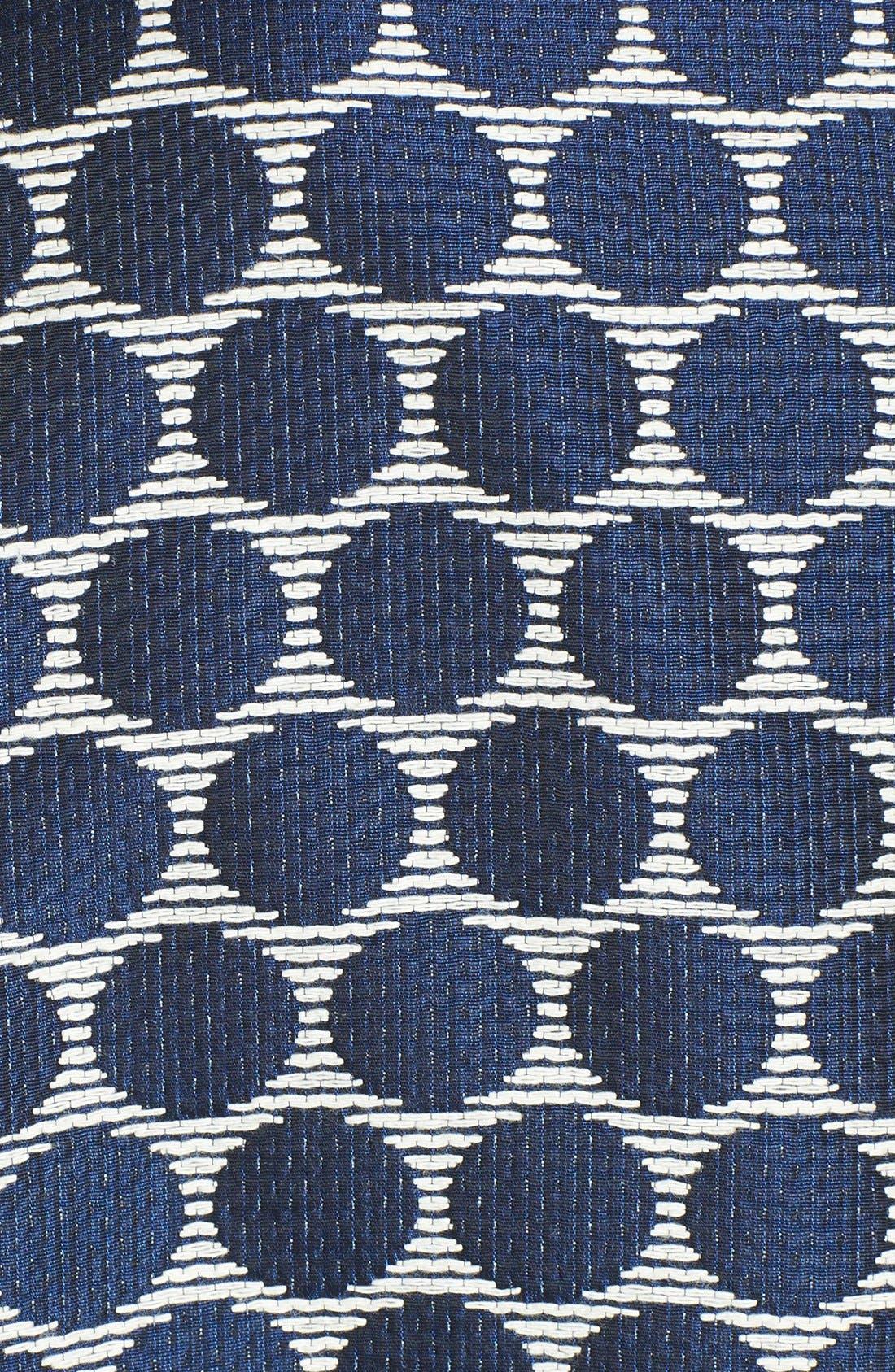 Alternate Image 3  - kate spade new york 'millie' woven blazer