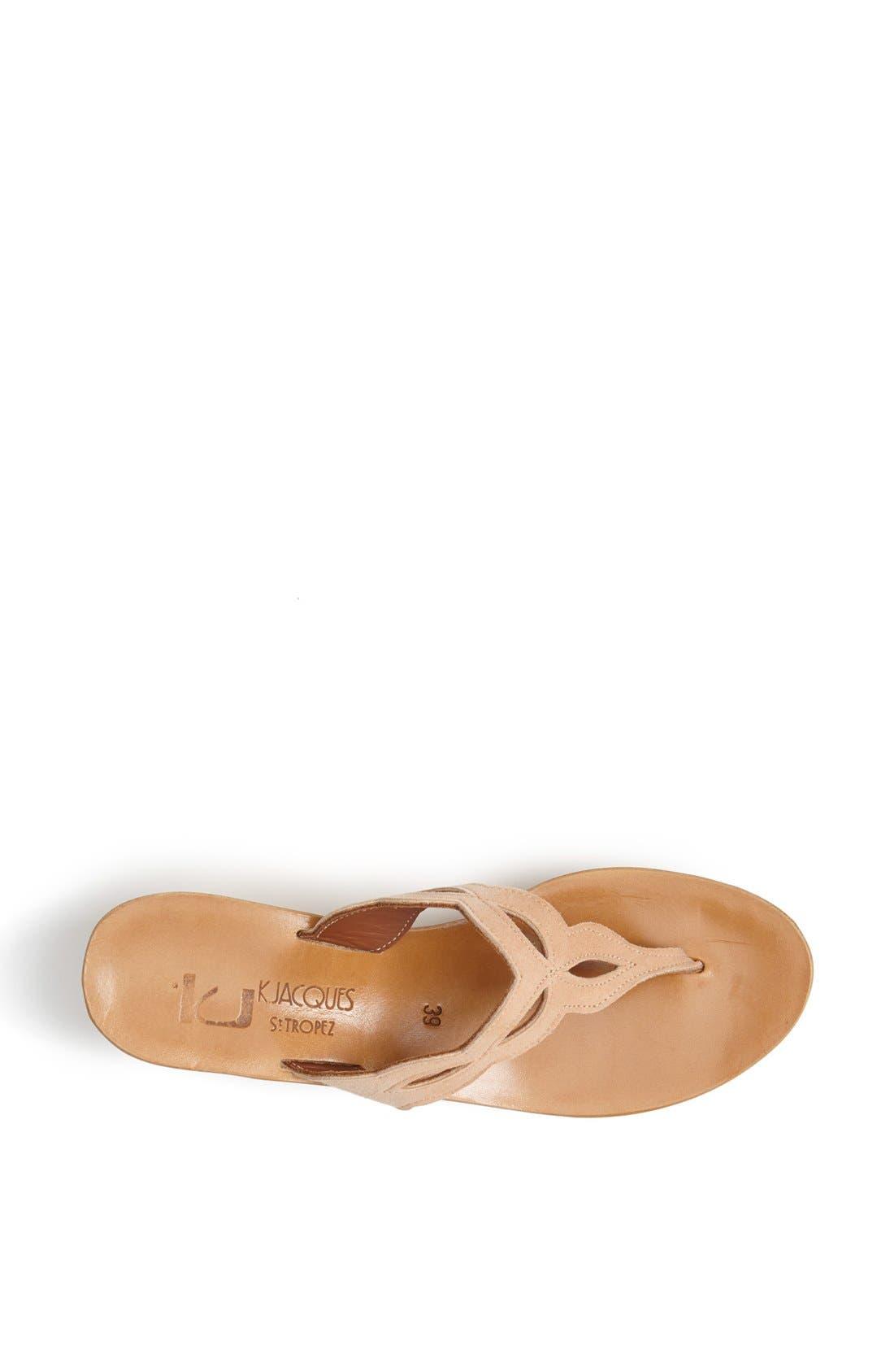 Alternate Image 3  - K.Jacques St. Tropez 'Zephirine' Sandal