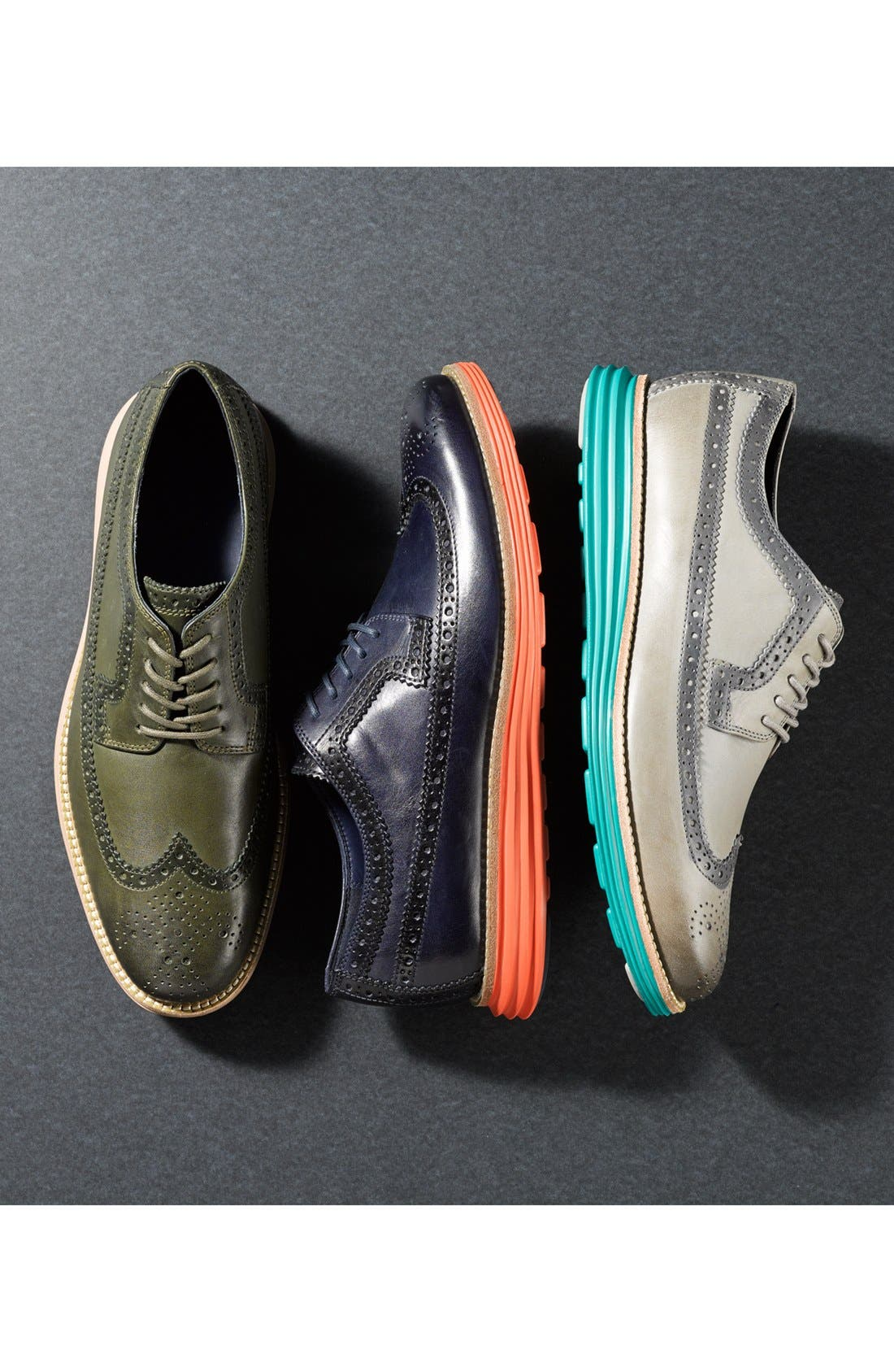 Alternate Image 5  - Cole Haan 'LunarGrand' Longwing Derby (Men) (Nordstrom Exclusive)