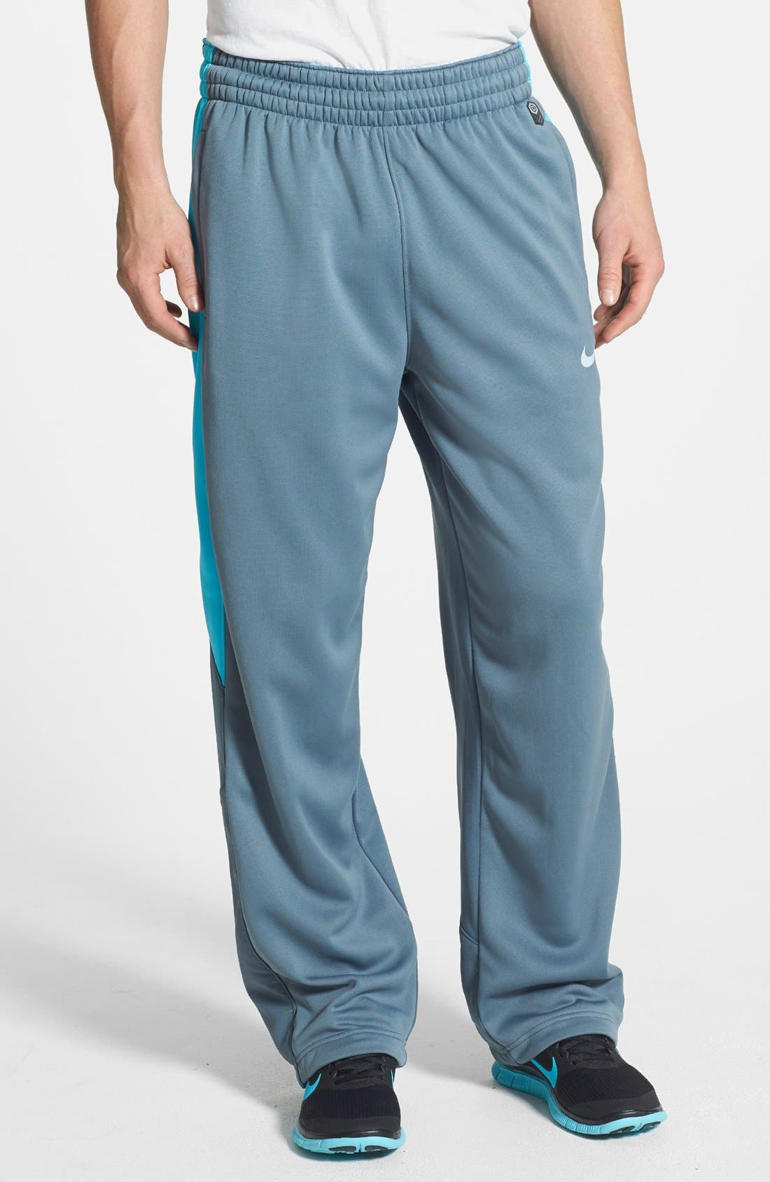 Alternate Image 1 Selected - Nike 'Hero' Fleece Pants