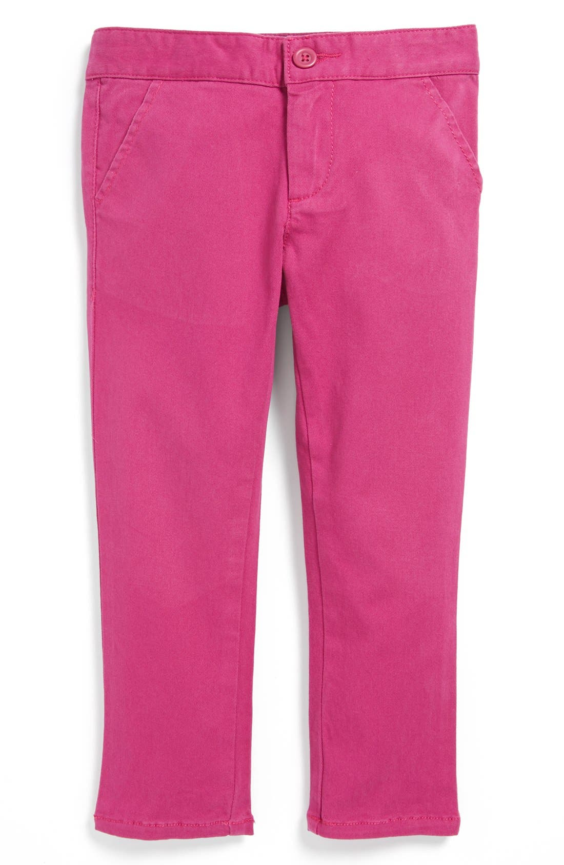 Main Image - Tea Collection Stretch Twill Pants (Toddler Girls)