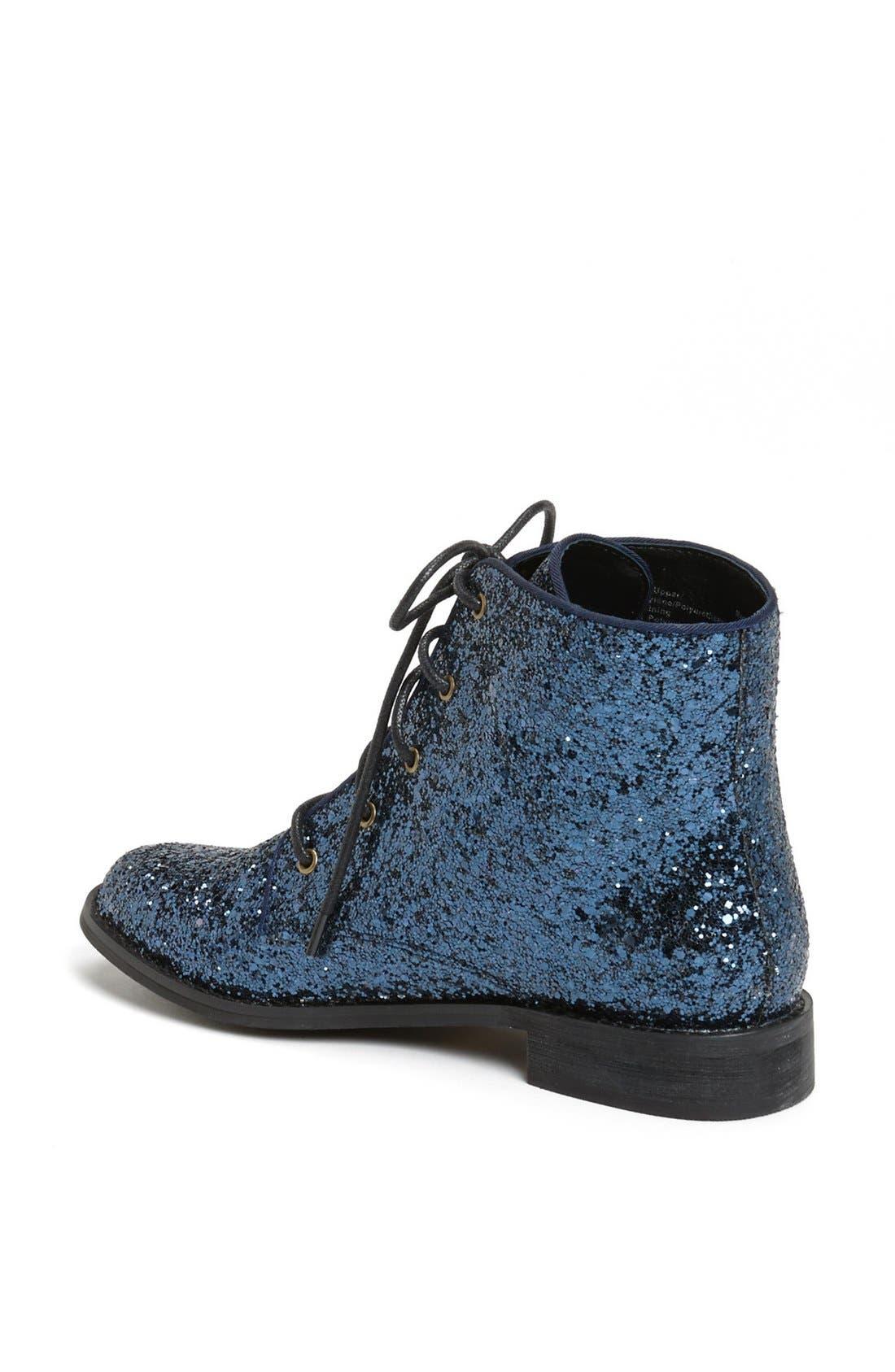 Alternate Image 2  - Shellys London 'Kmenta' Glitter Boot