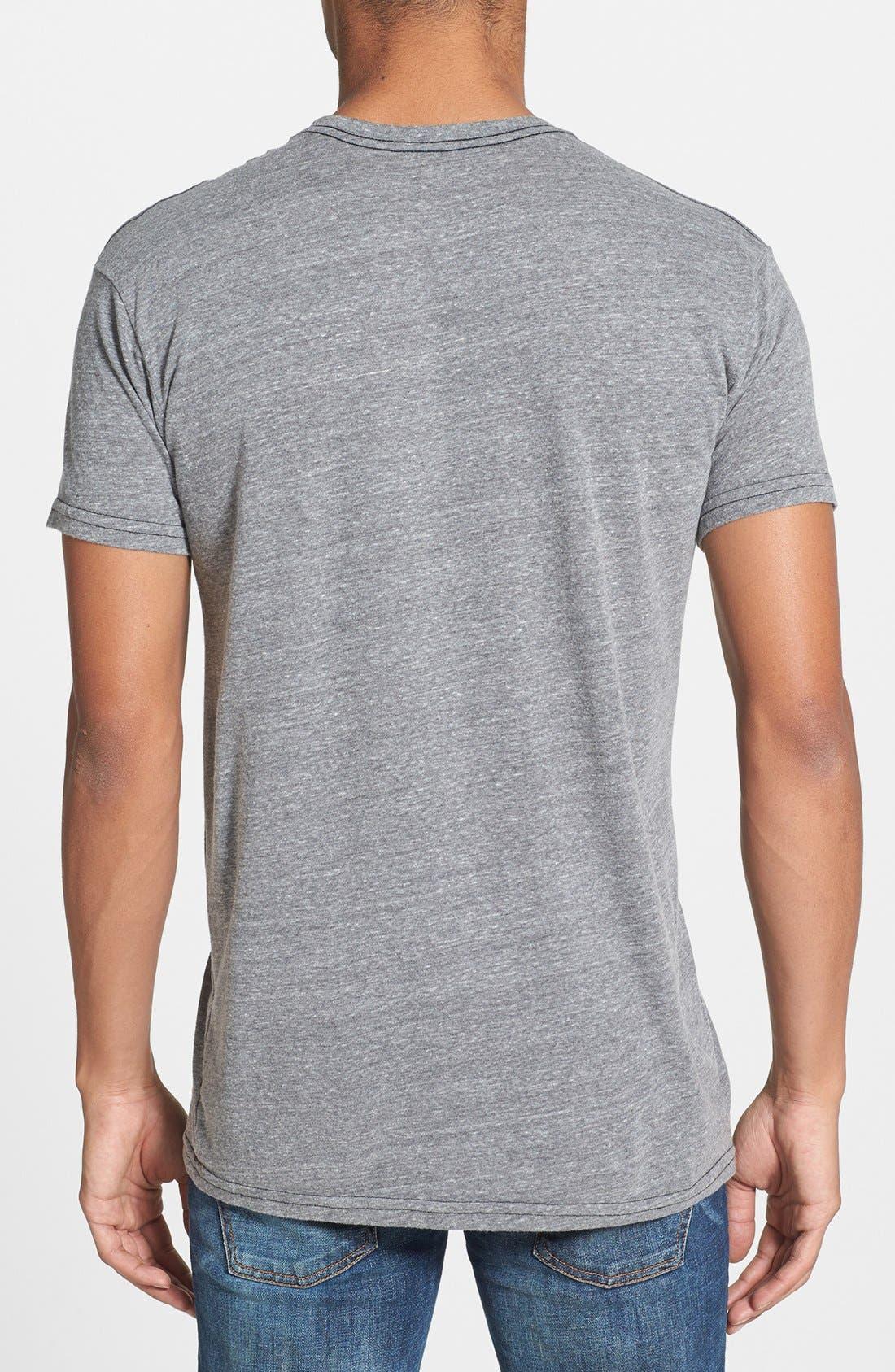 Alternate Image 2  - Retro Brand 'The U - University of Utah' Graphic T-Shirt