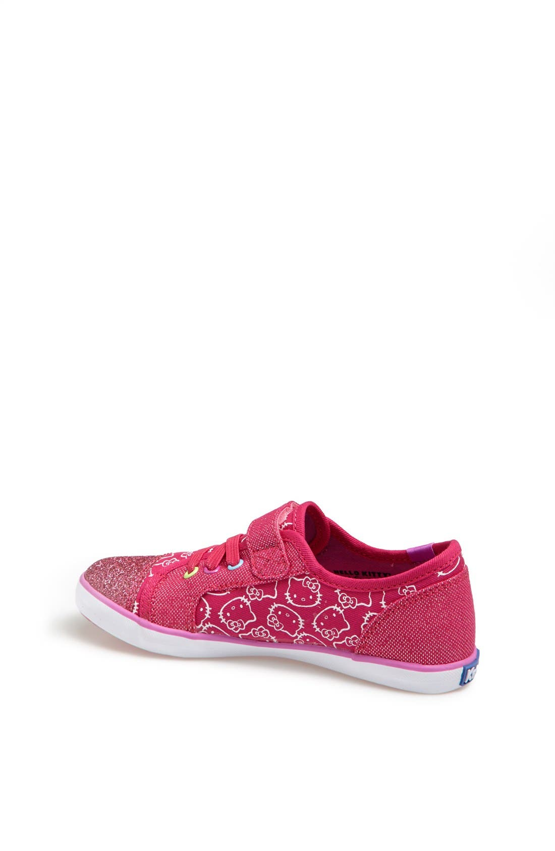 Alternate Image 2  - Keds® 'Champion - Hello Kitty®' Sneaker (Baby, Walker & Toddler)