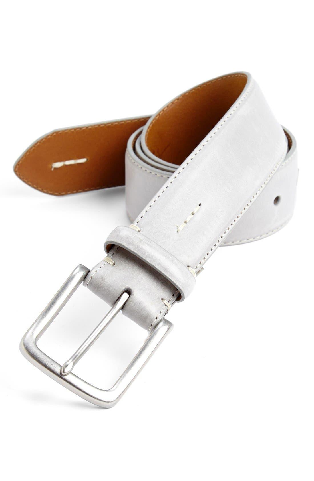 Alternate Image 1 Selected - Allen Edmonds 'Montana' Belt