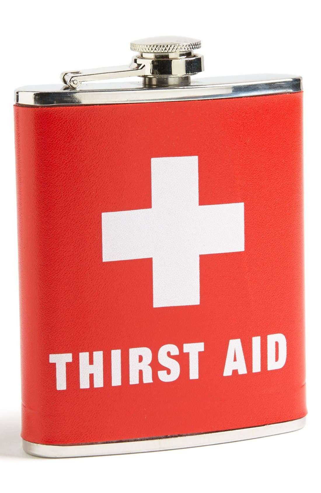Main Image - Wink 'Thirst Aid' Flask