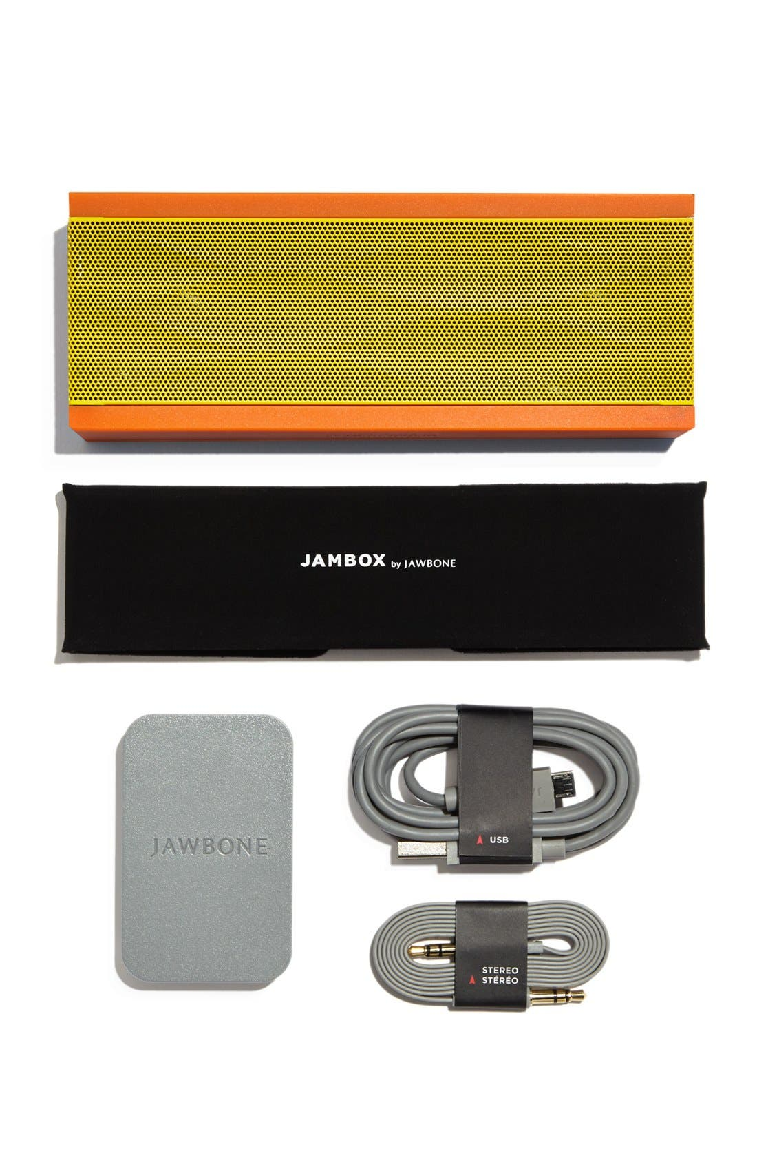Alternate Image 1 Selected - Jawbone 'JAMBOX' Portable Wireless Speaker