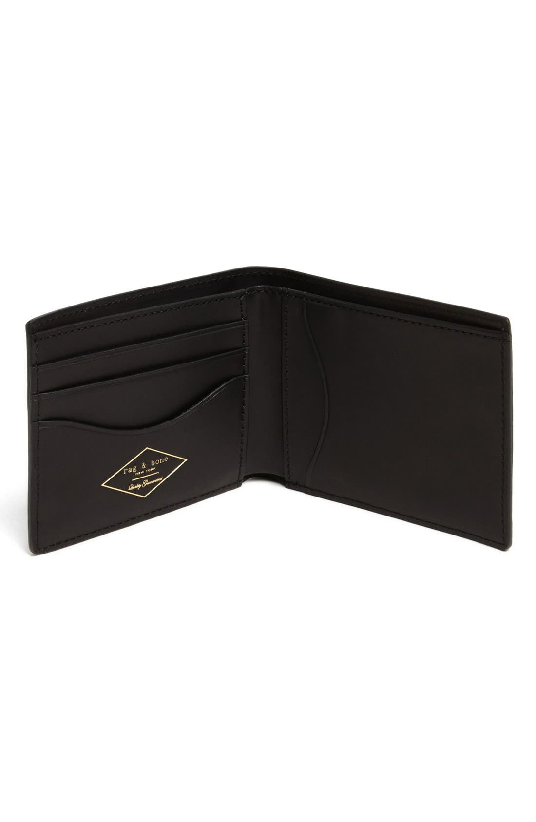 Alternate Image 3  - rag & bone 'Dagger' Wallet