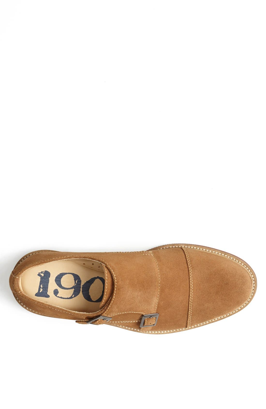 Alternate Image 3  - 1901 'Lynden' Double Monk Slip-On (Men)