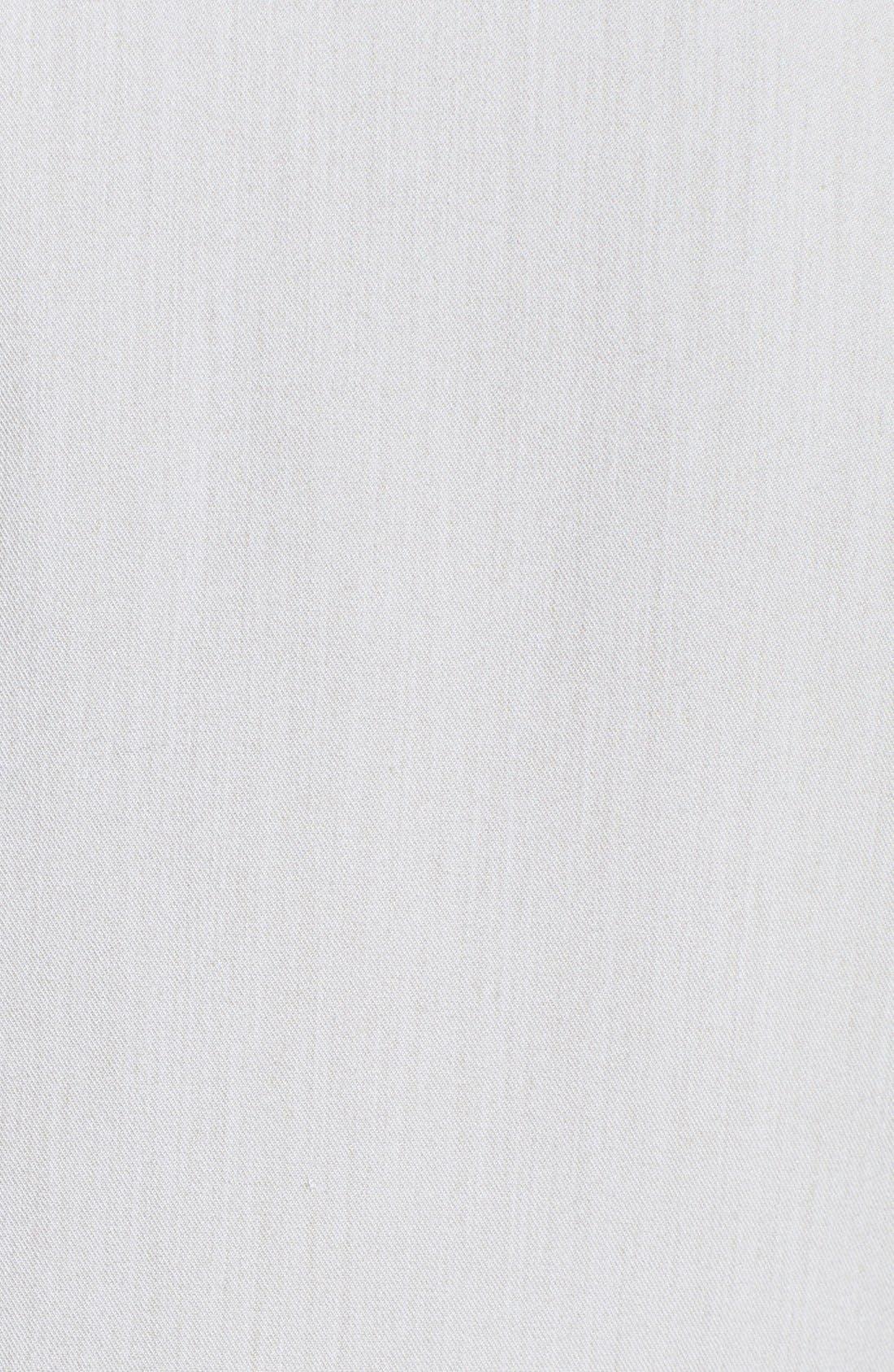 Alternate Image 3  - DKNYC Colorblock One-Button Blazer