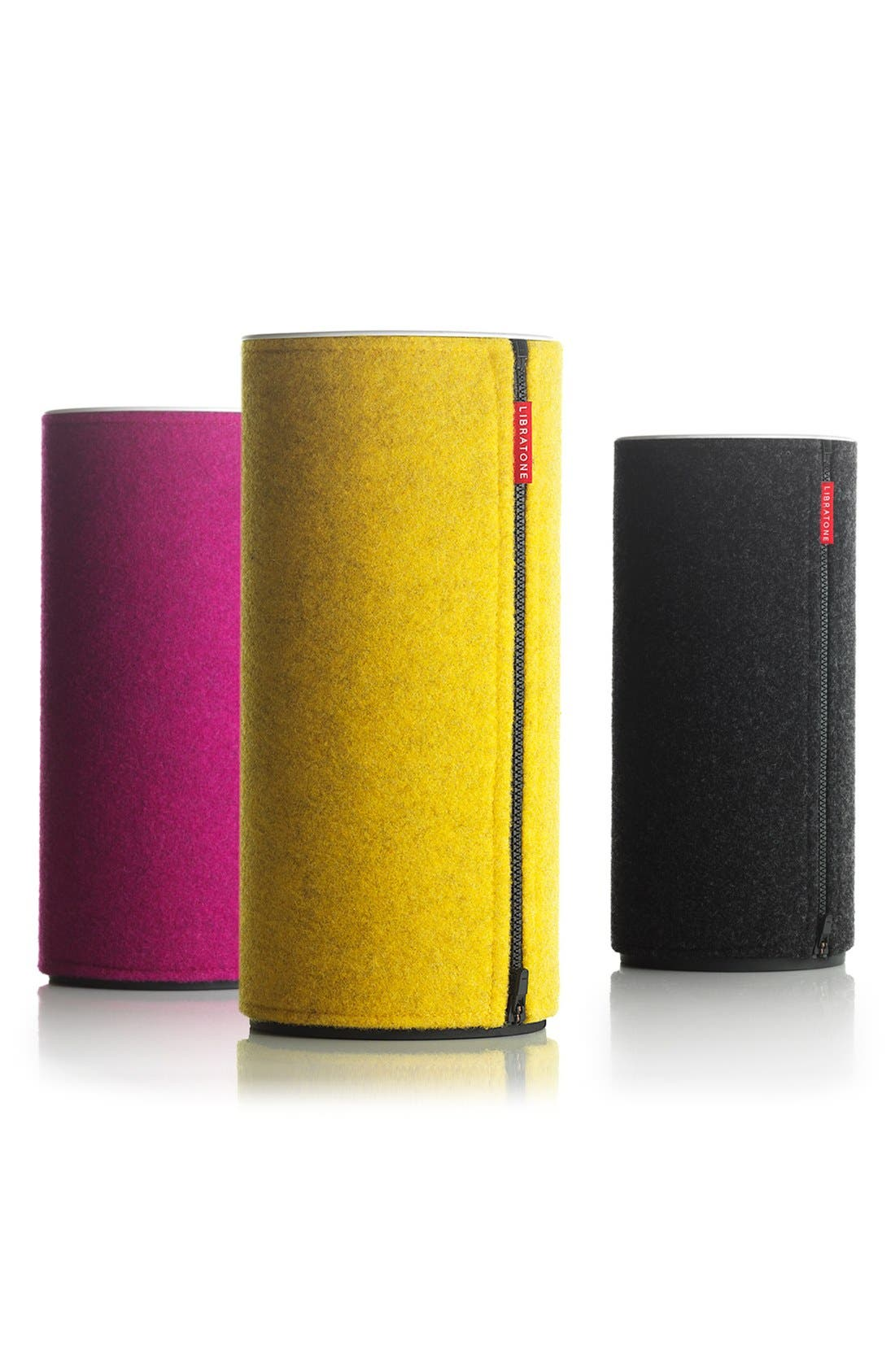 Alternate Image 1 Selected - Libratone™ 'ZIPP - Funky Collection' Take Along Wireless Speaker with Interchangeable Covers